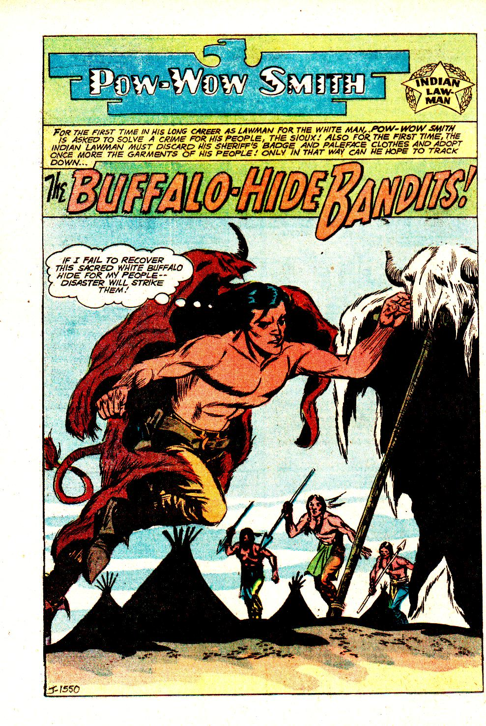 Read online All-Star Western (1970) comic -  Issue #11 - 28