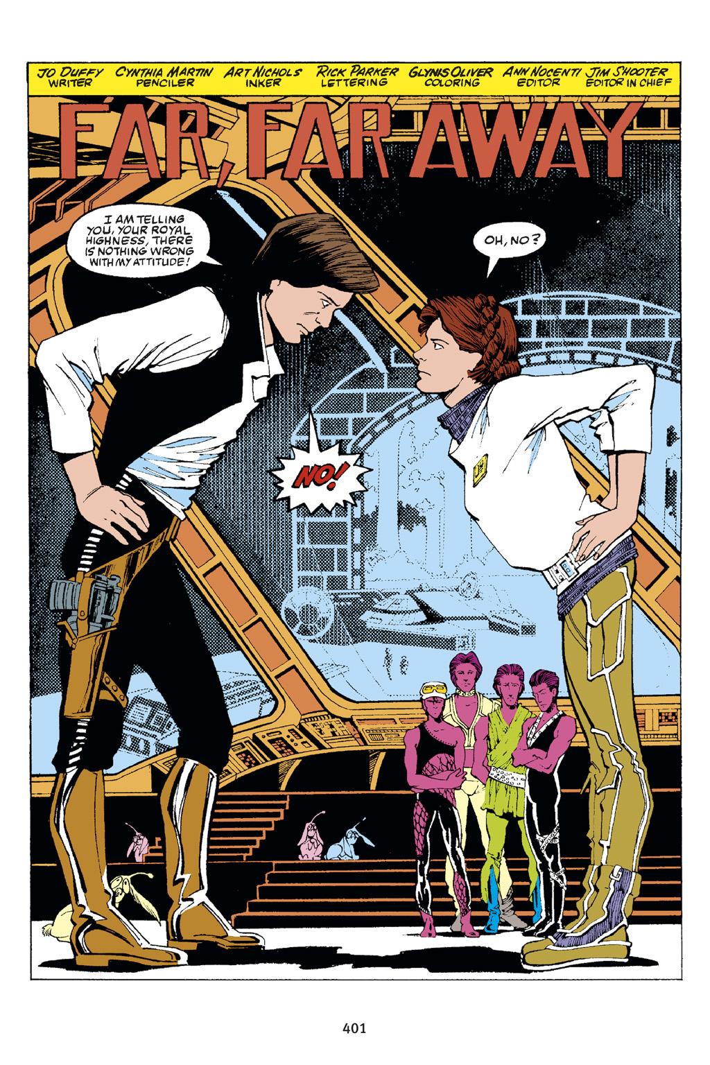 Read online Star Wars Omnibus comic -  Issue # Vol. 21.5 - 128