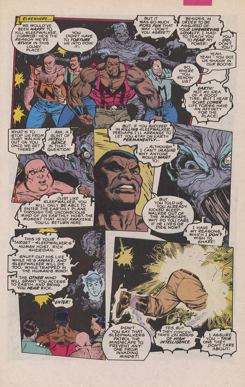 Read online Sleepwalker comic -  Issue #19 - 15