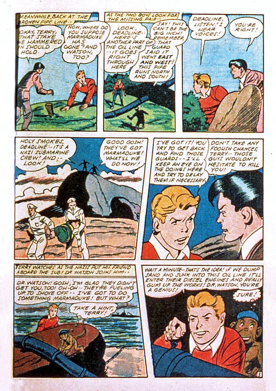 Read online Mystic Comics (1944) comic -  Issue #2 - 47