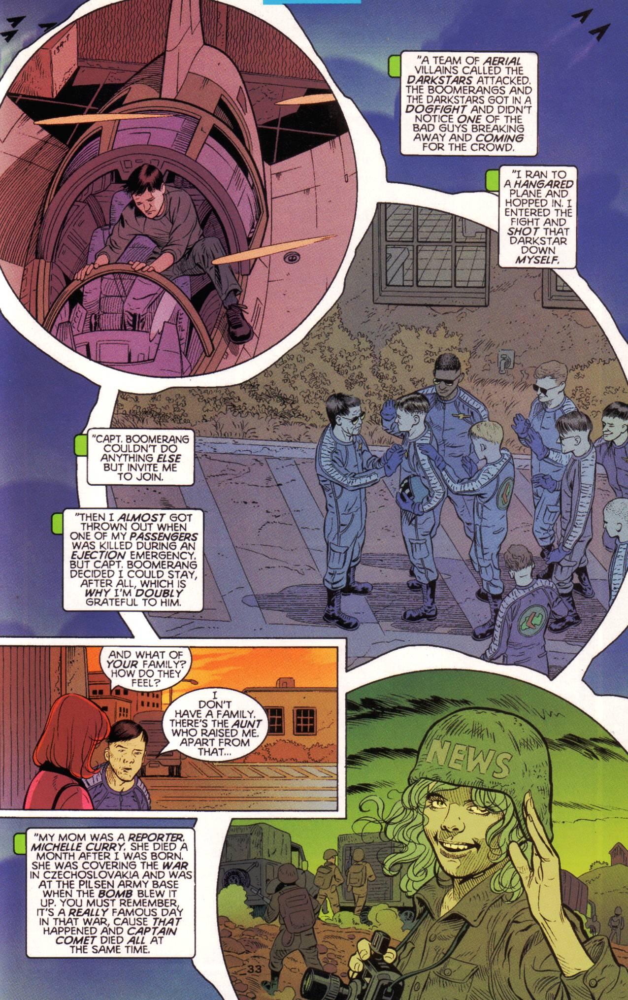 Read online Tangent Comics/ Green Lantern comic -  Issue # Full - 34