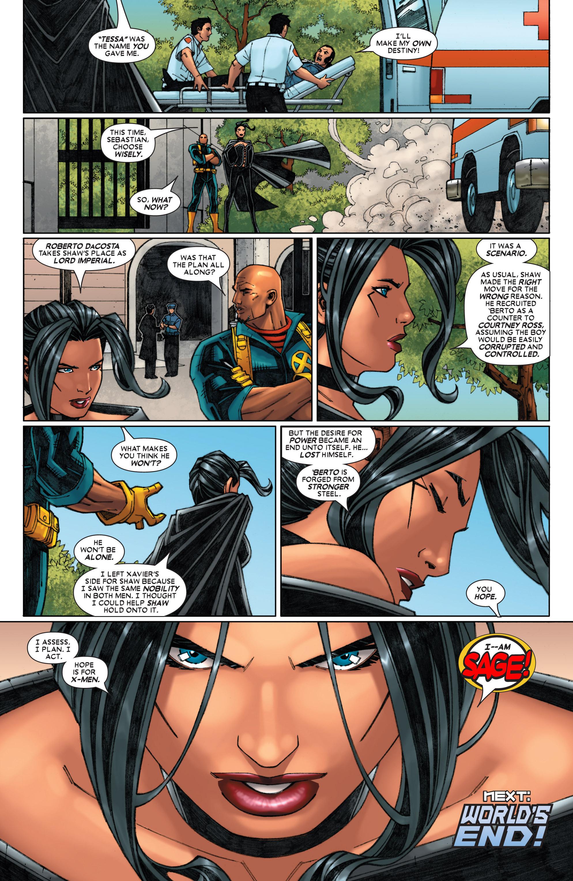 Read online Uncanny X-Men (1963) comic -  Issue #454 - 26