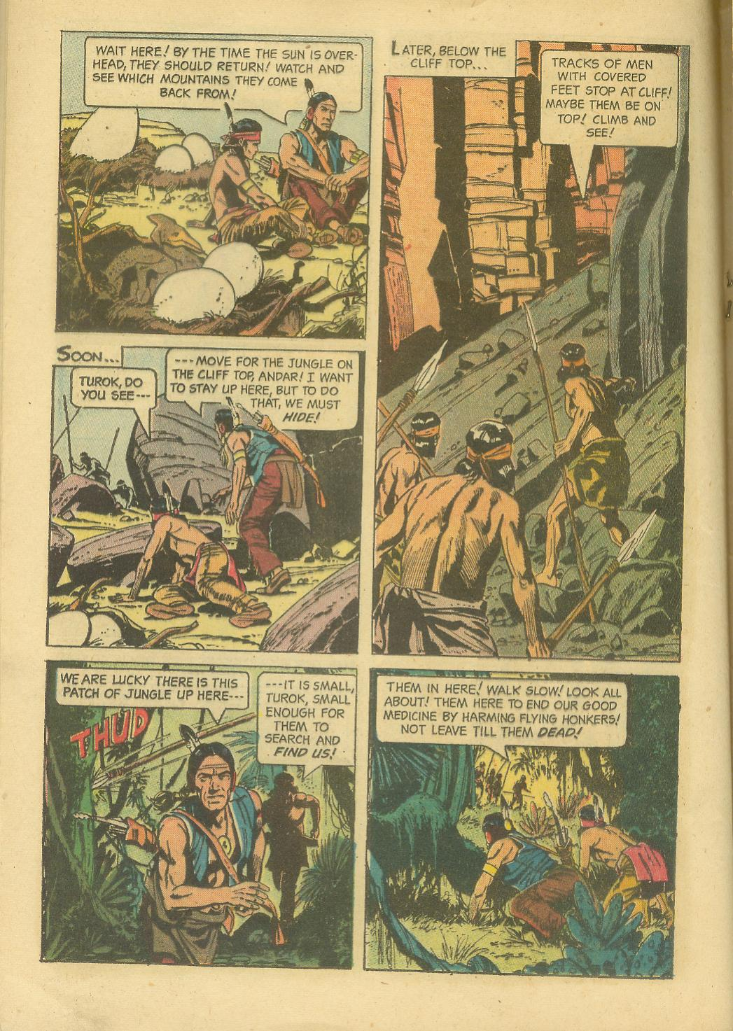 Read online Turok, Son of Stone comic -  Issue #30 - 12