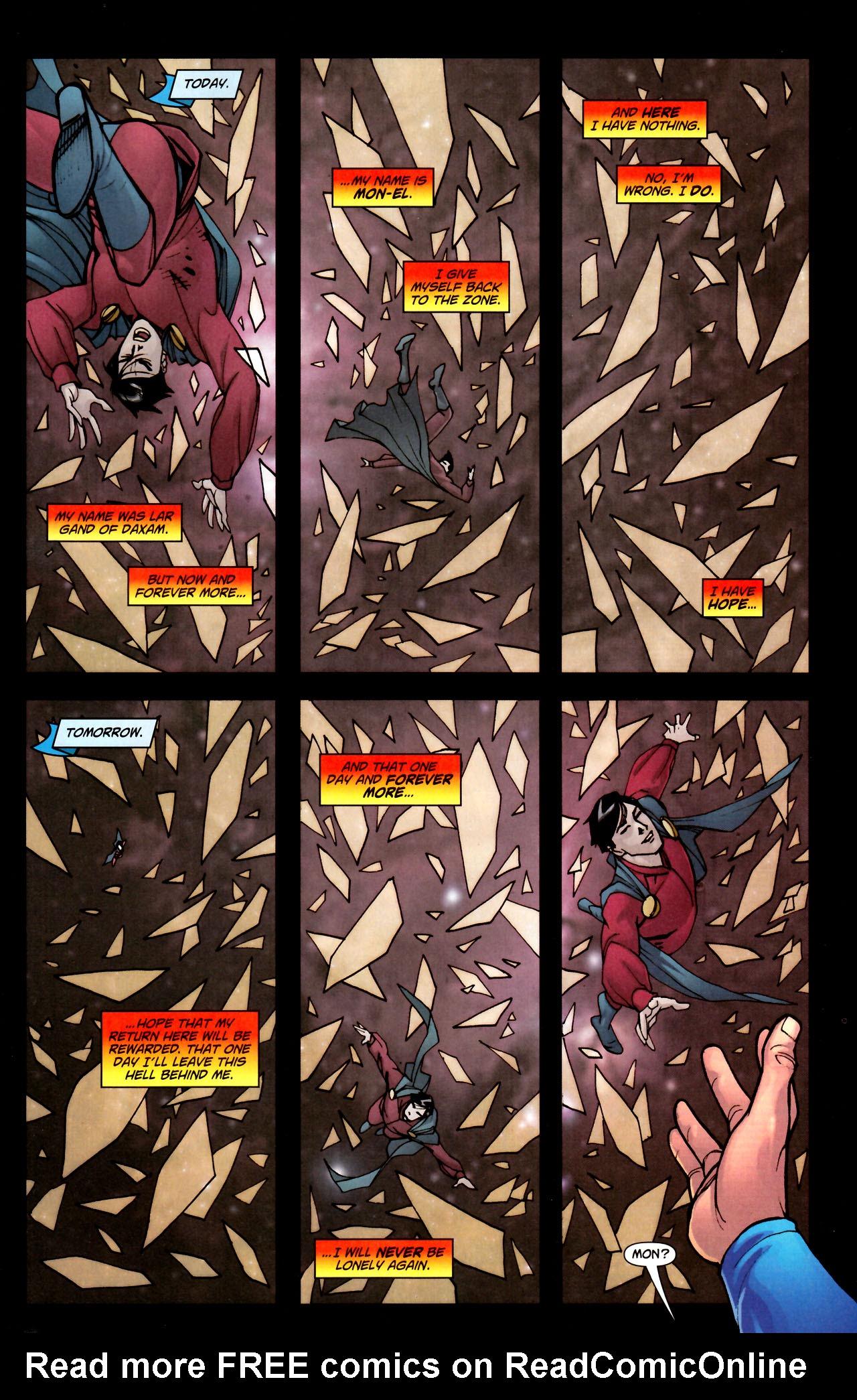 Read online Adventure Comics (2009) comic -  Issue #11 - 26