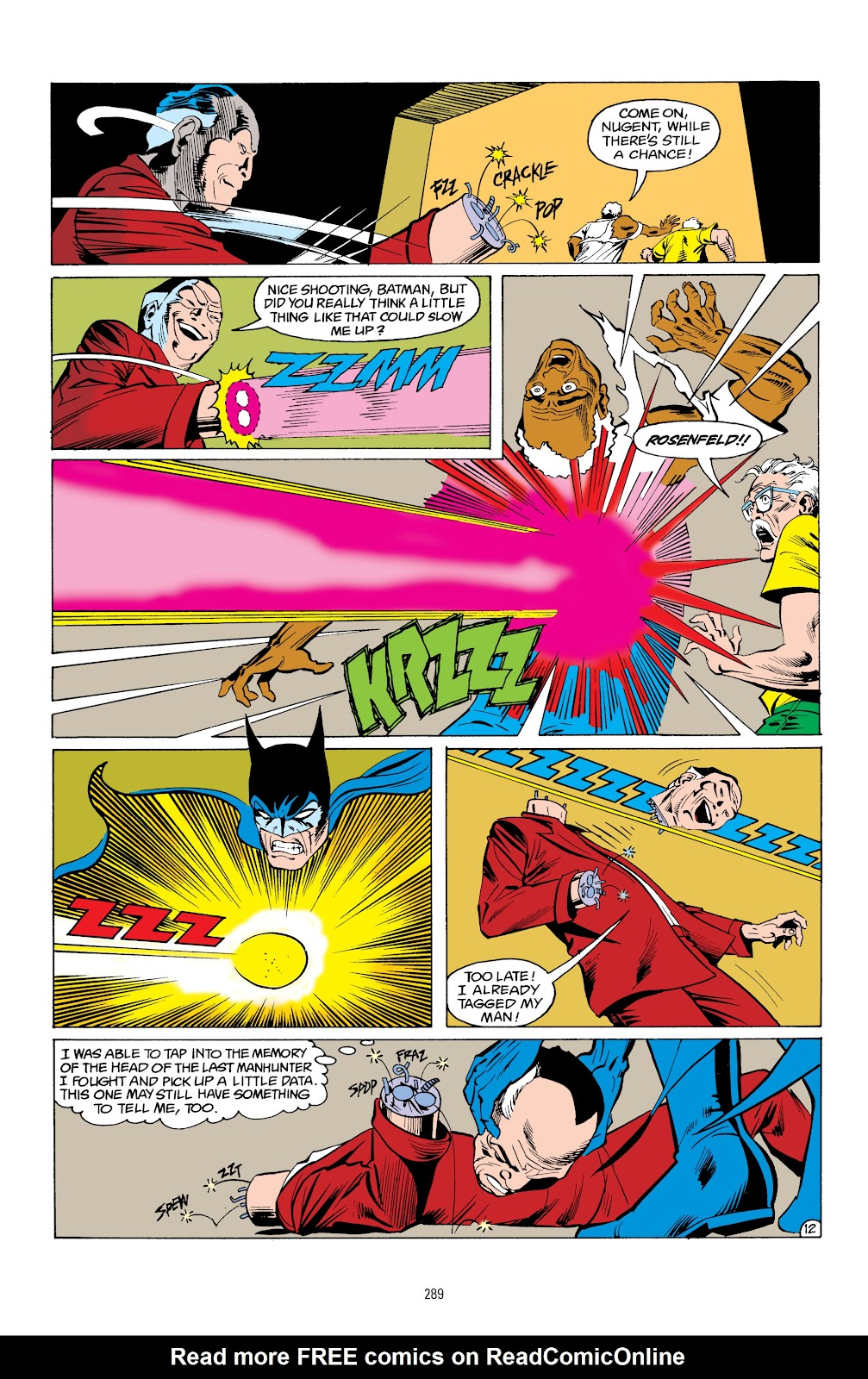 Read online Detective Comics (1937) comic -  Issue # _TPB Batman - The Dark Knight Detective 1 (Part 3) - 89