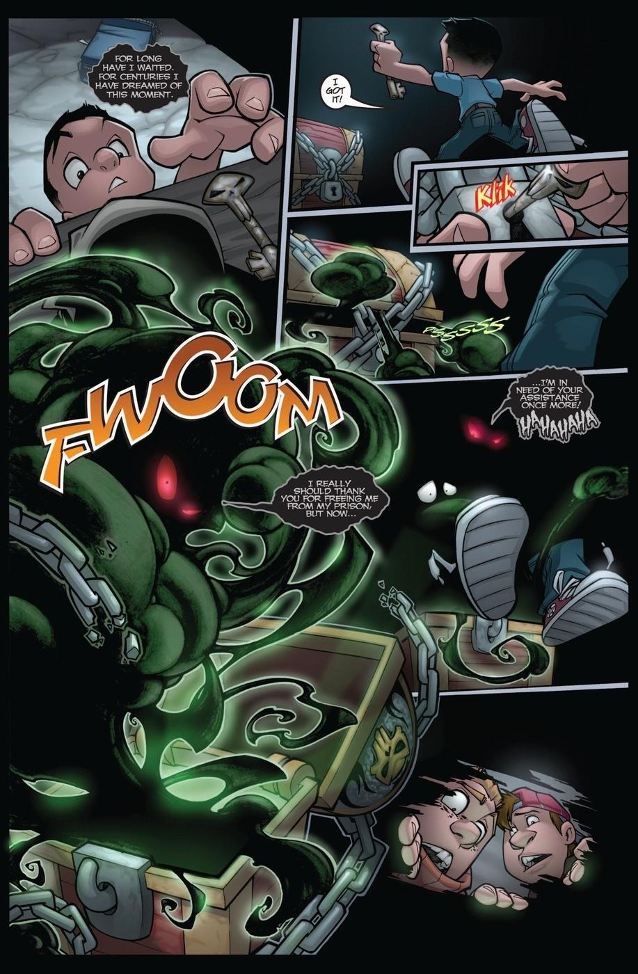 Read online Ralph Filmore comic -  Issue # Full - 7