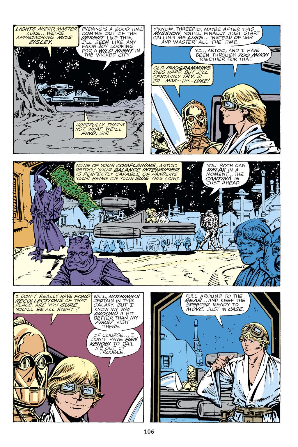 Read online Star Wars Omnibus comic -  Issue # Vol. 14 - 106