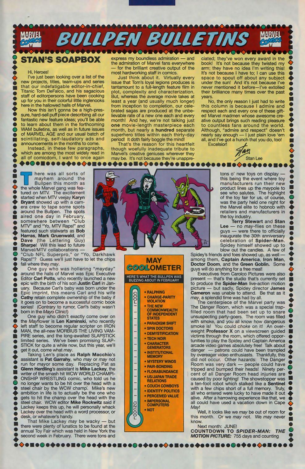 Read online Alpha Flight (1983) comic -  Issue #110 - 19