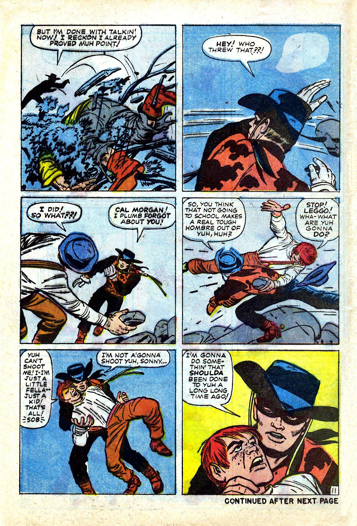 Read online Two-Gun Kid comic -  Issue #90 - 27