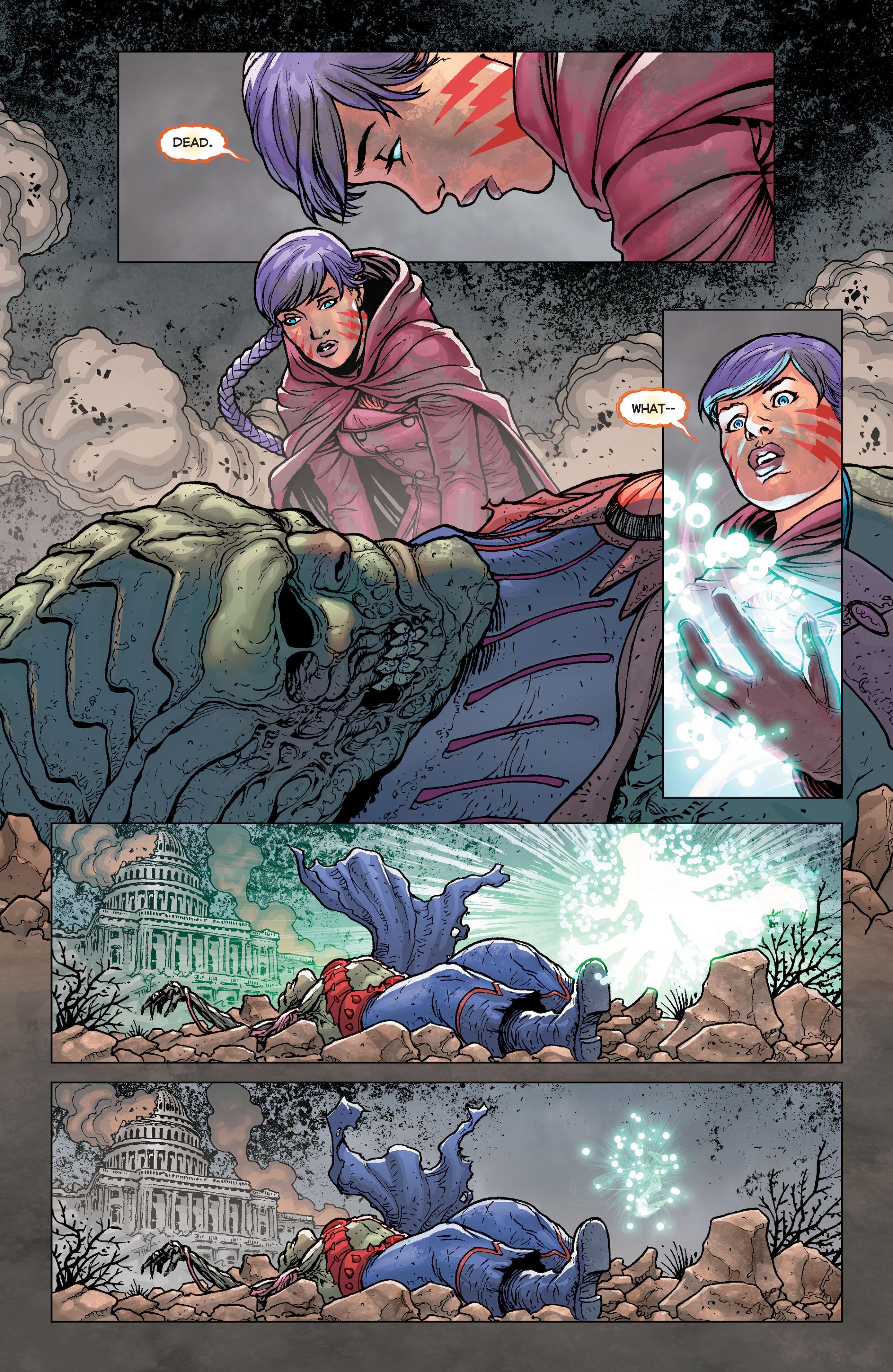 Read online Trinity of Sin: Pandora comic -  Issue #4 - 6