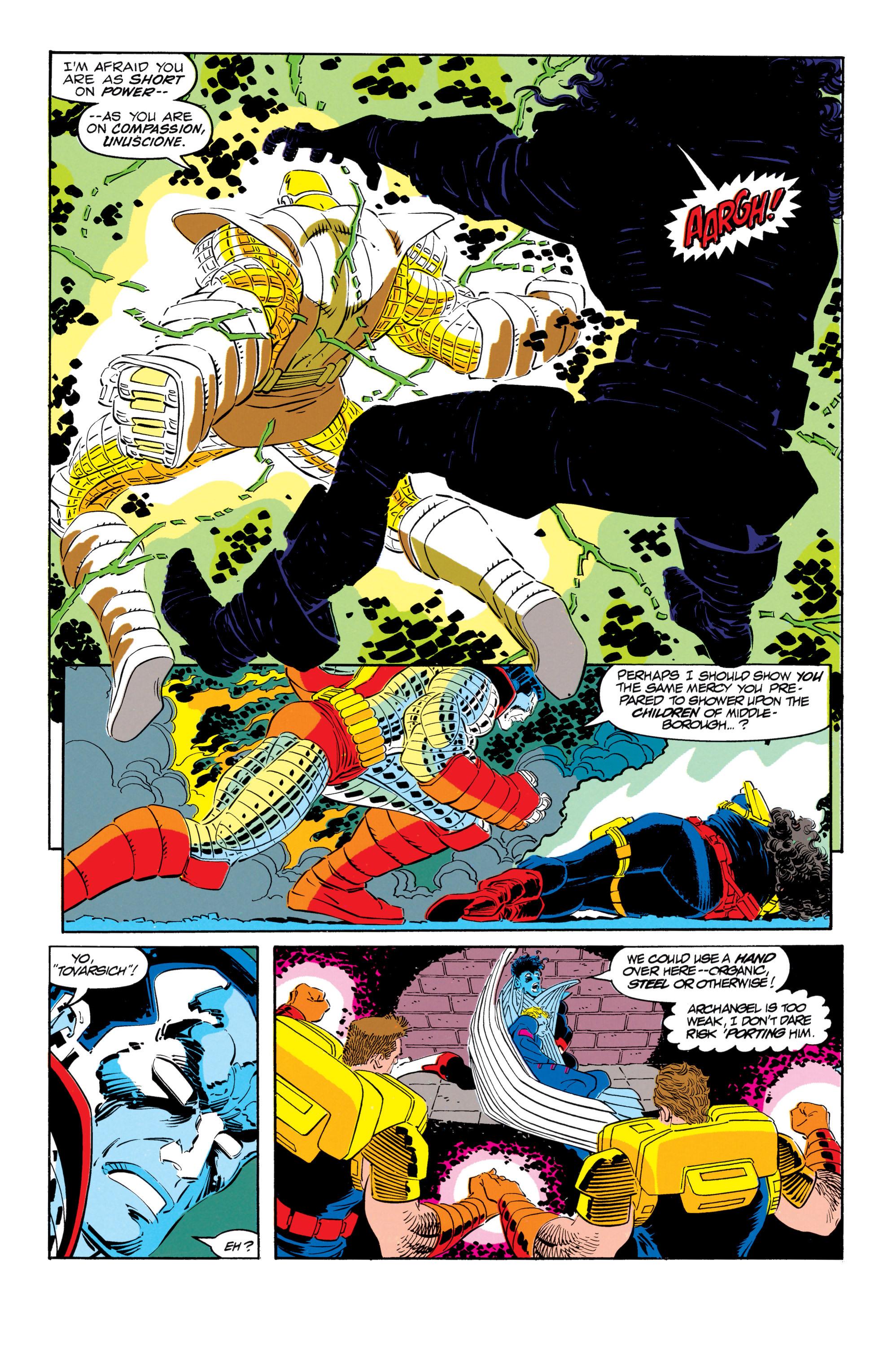 Read online Uncanny X-Men (1963) comic -  Issue #300 - 34