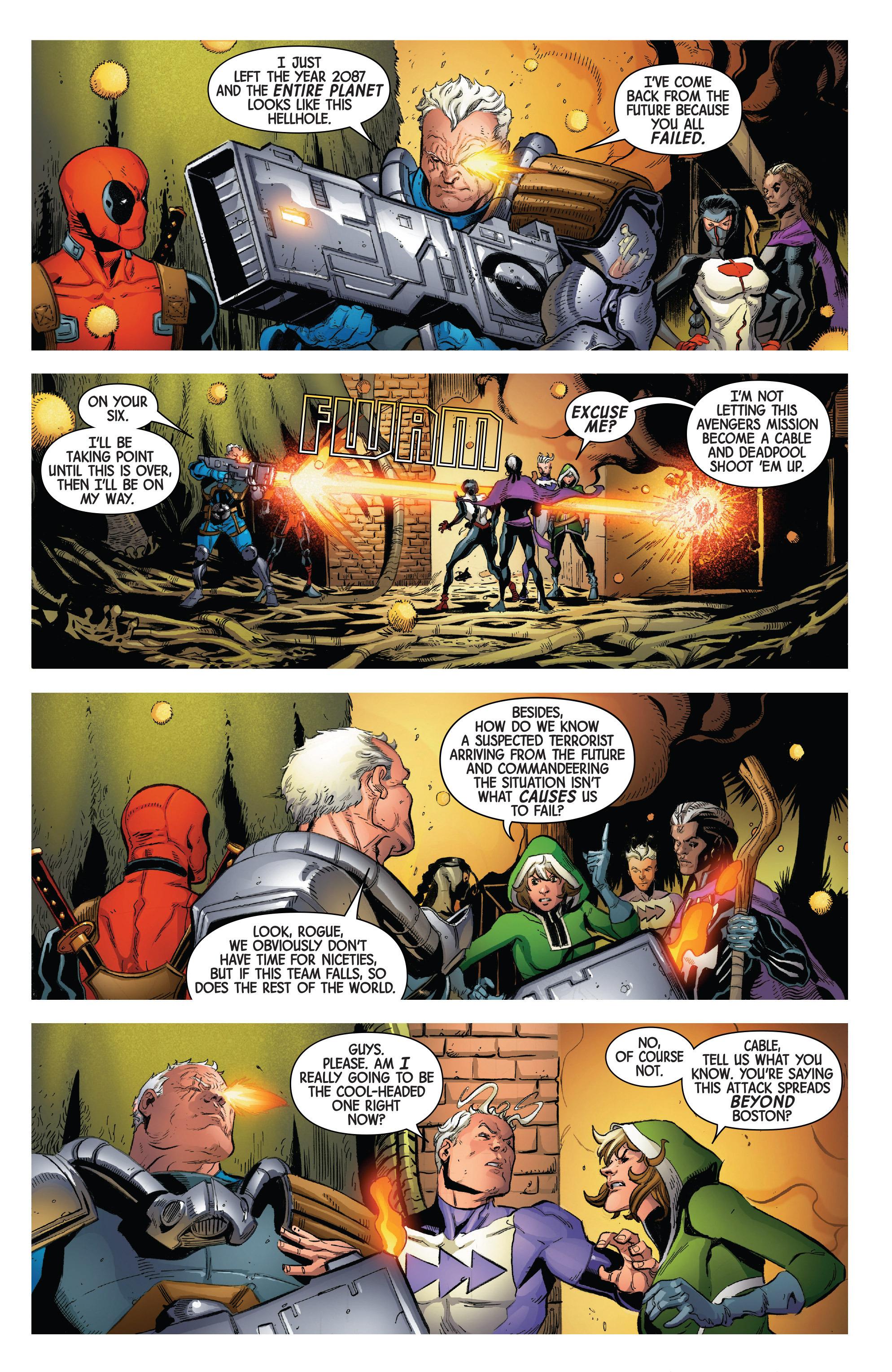 Read online Uncanny Avengers [II] comic -  Issue #3 - 13