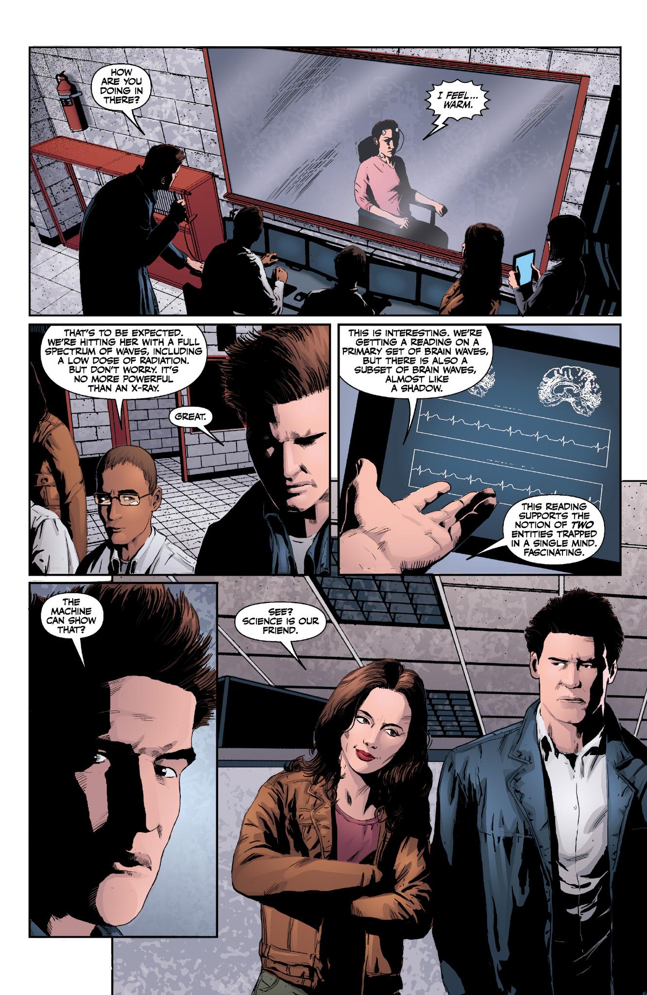Read online Angel & Faith Season 10 comic -  Issue #13 - 14