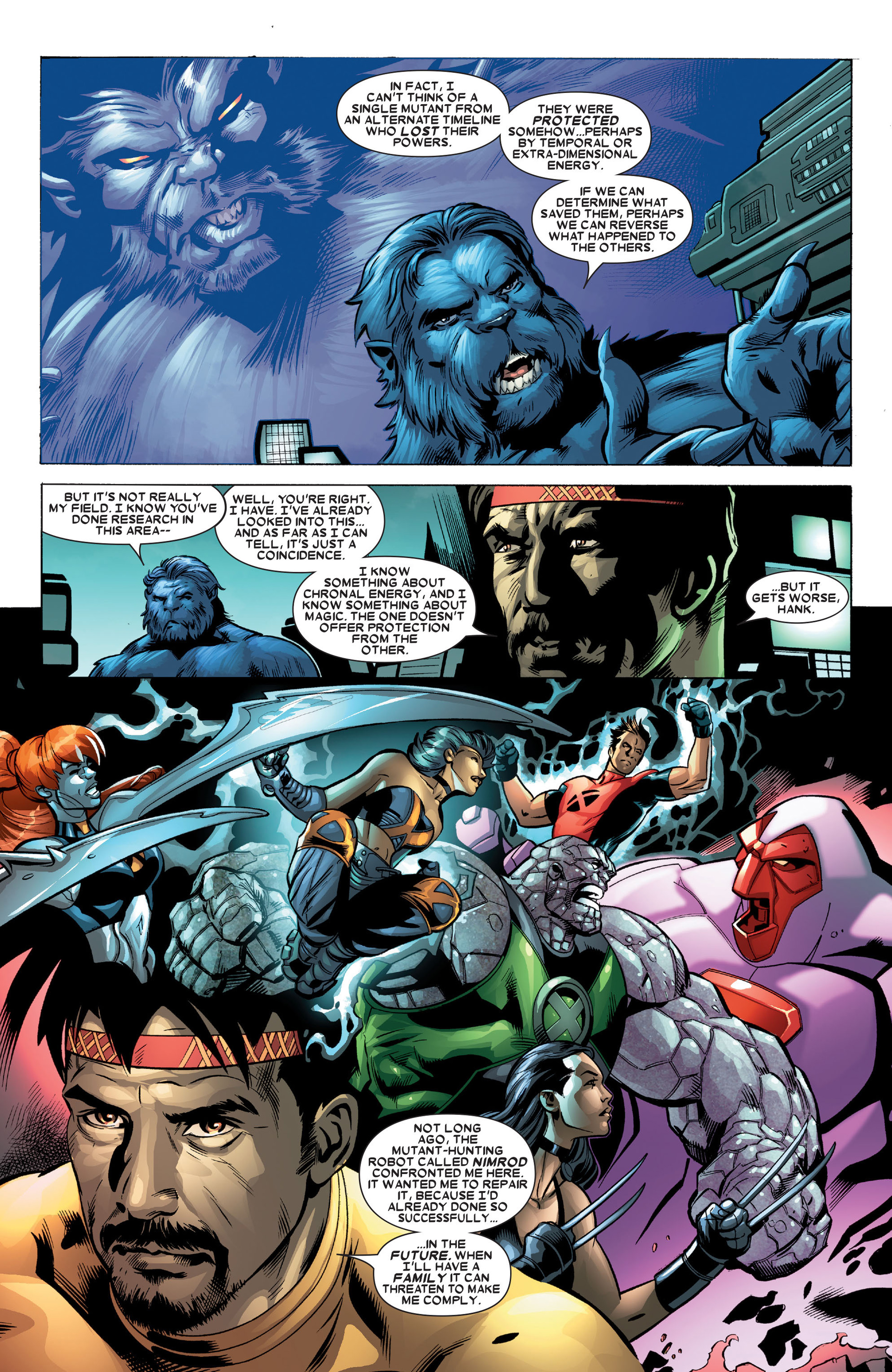 Read online X-Factor (2006) comic -  Issue #23 - 26