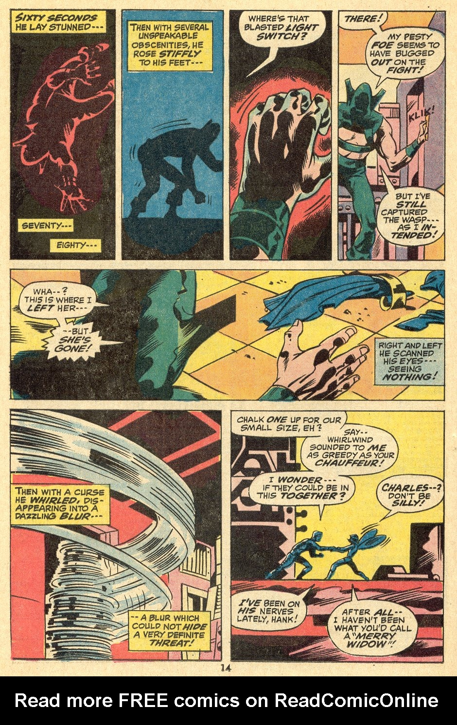 Marvel Feature (1971) issue 6 - Page 11