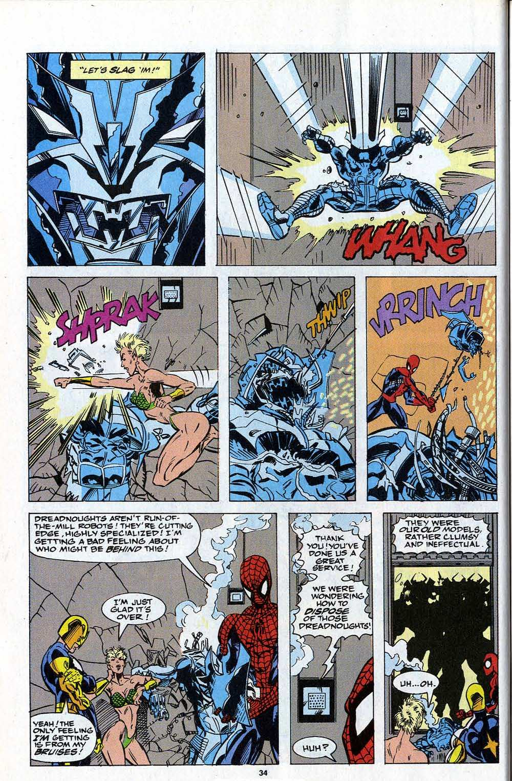 The Amazing Spider-Man (1963) _Annual_26 Page 35
