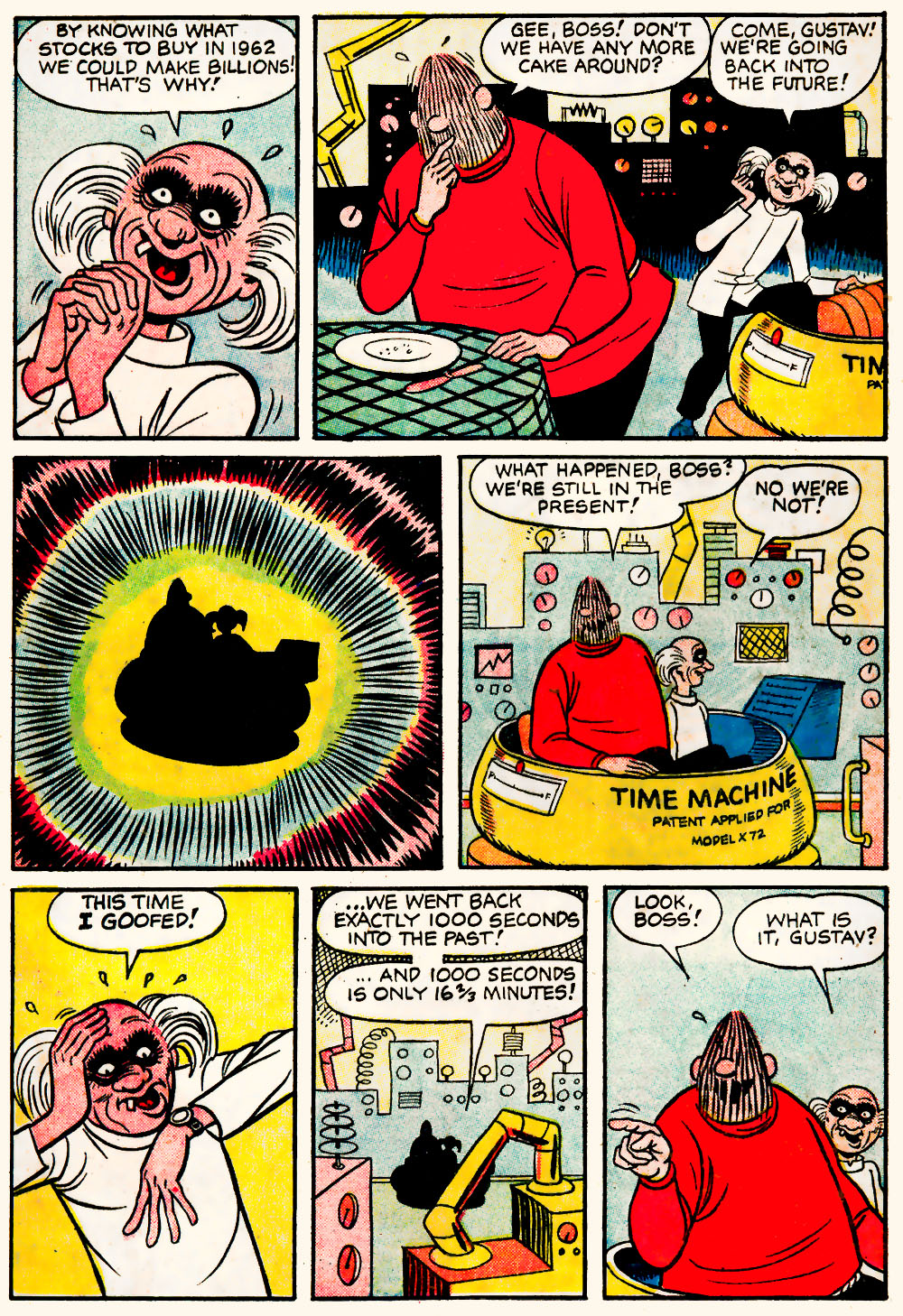 Archie's Madhouse issue 20 - Page 8