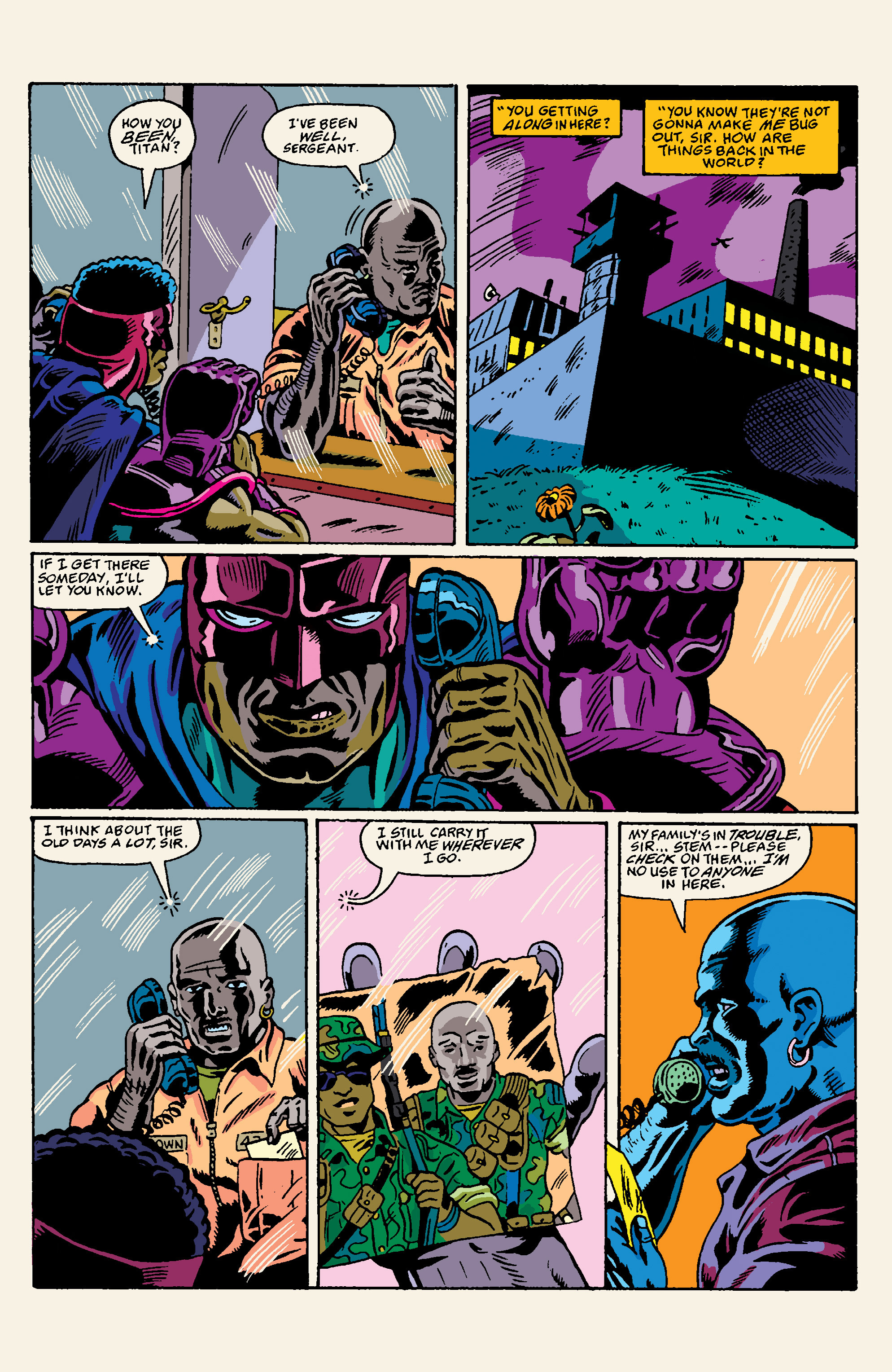Read online All Time Comics: Crime Destroyer comic -  Issue #1 - 3