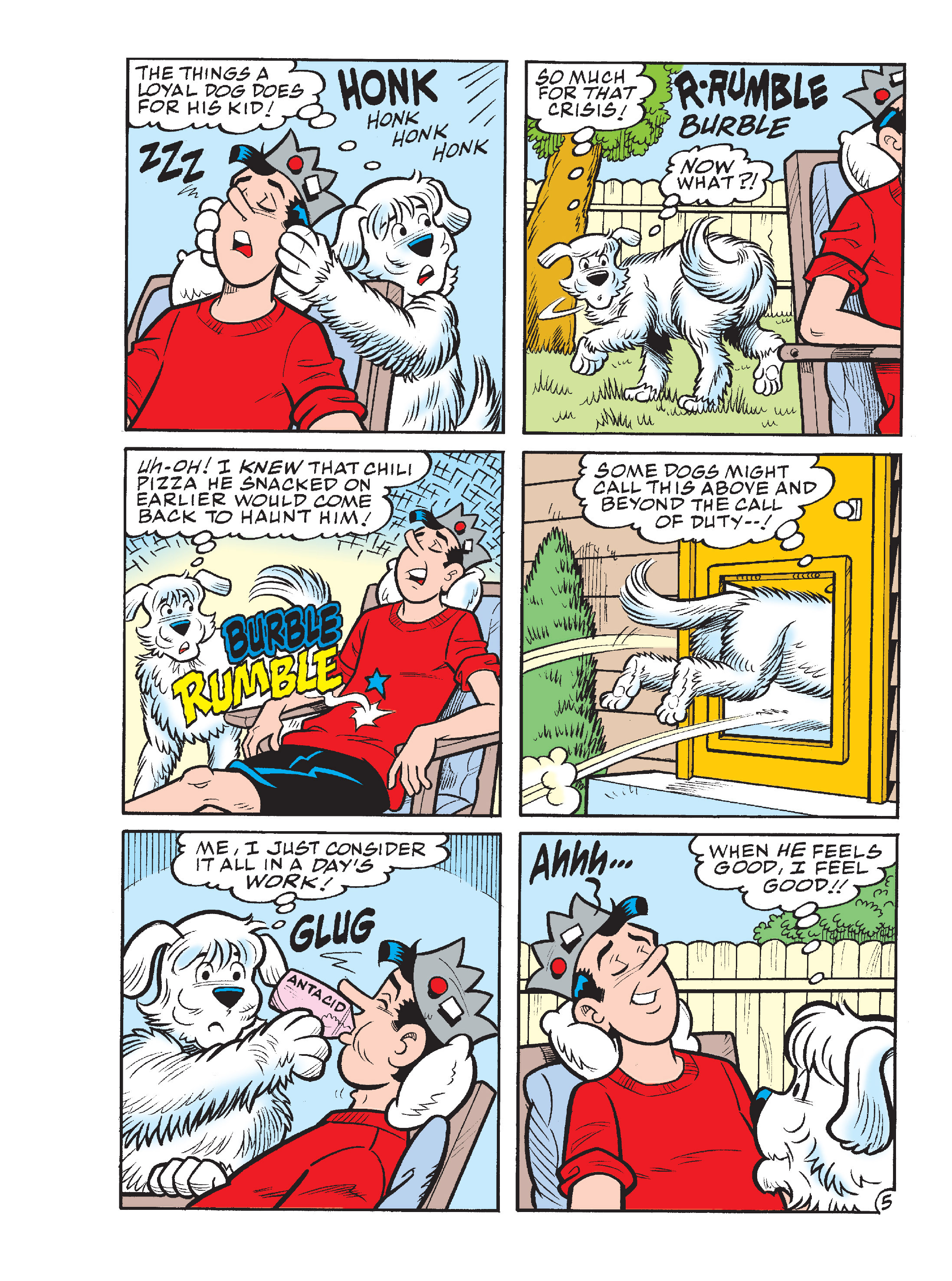 Read online Archie Giant Comics Collection comic -  Issue #Archie Giant Comics Collection TPB (Part 2) - 69