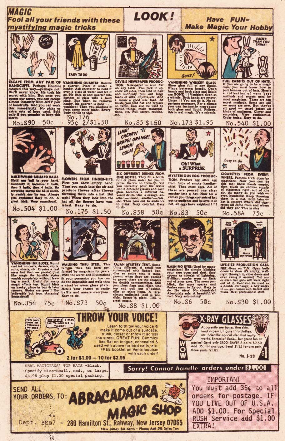 Read online Plop! comic -  Issue #17 - 18