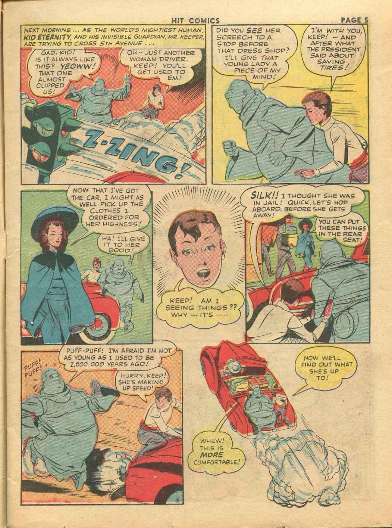 Read online Hit Comics comic -  Issue #28 - 8