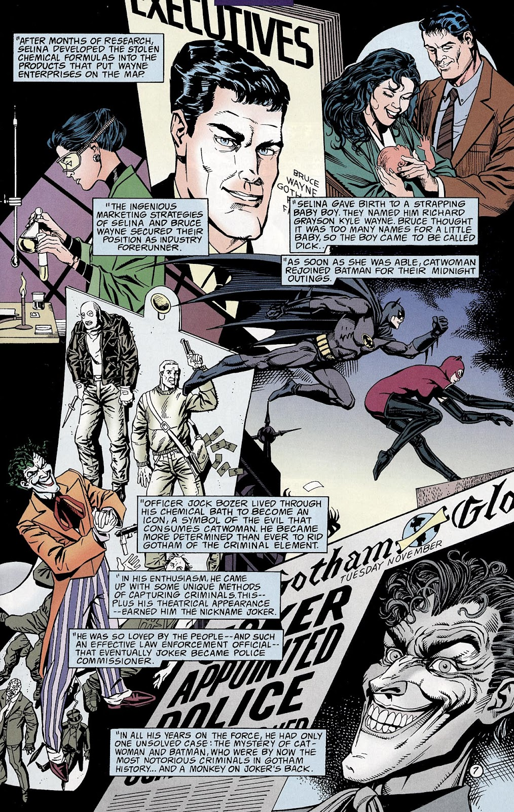Catwoman (1993) Annual 3 #3 - English 8