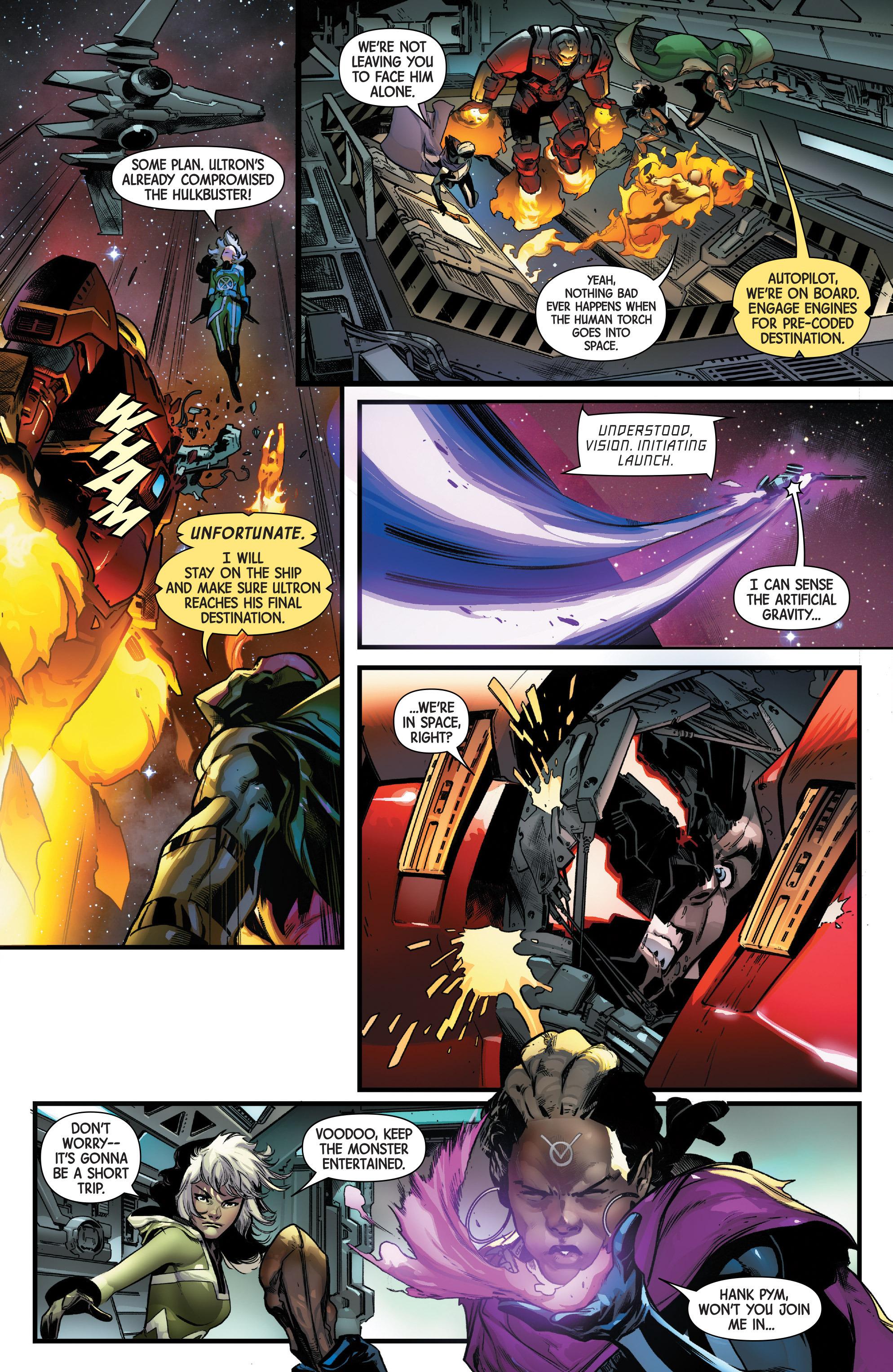 Read online Uncanny Avengers [II] comic -  Issue #12 - 7