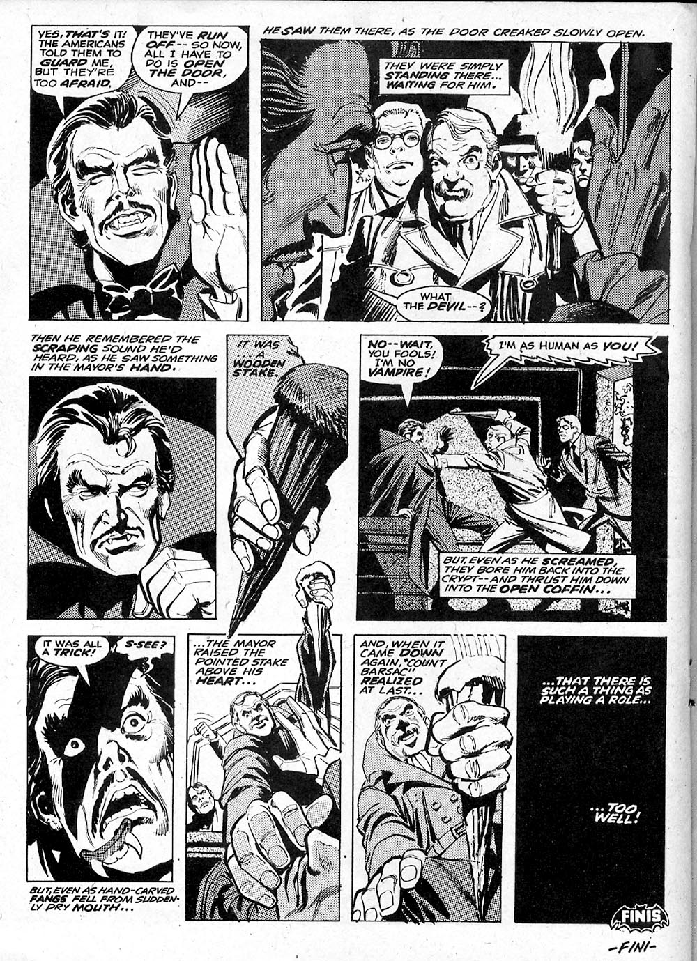 Vampire Tales issue 5 - Page 33