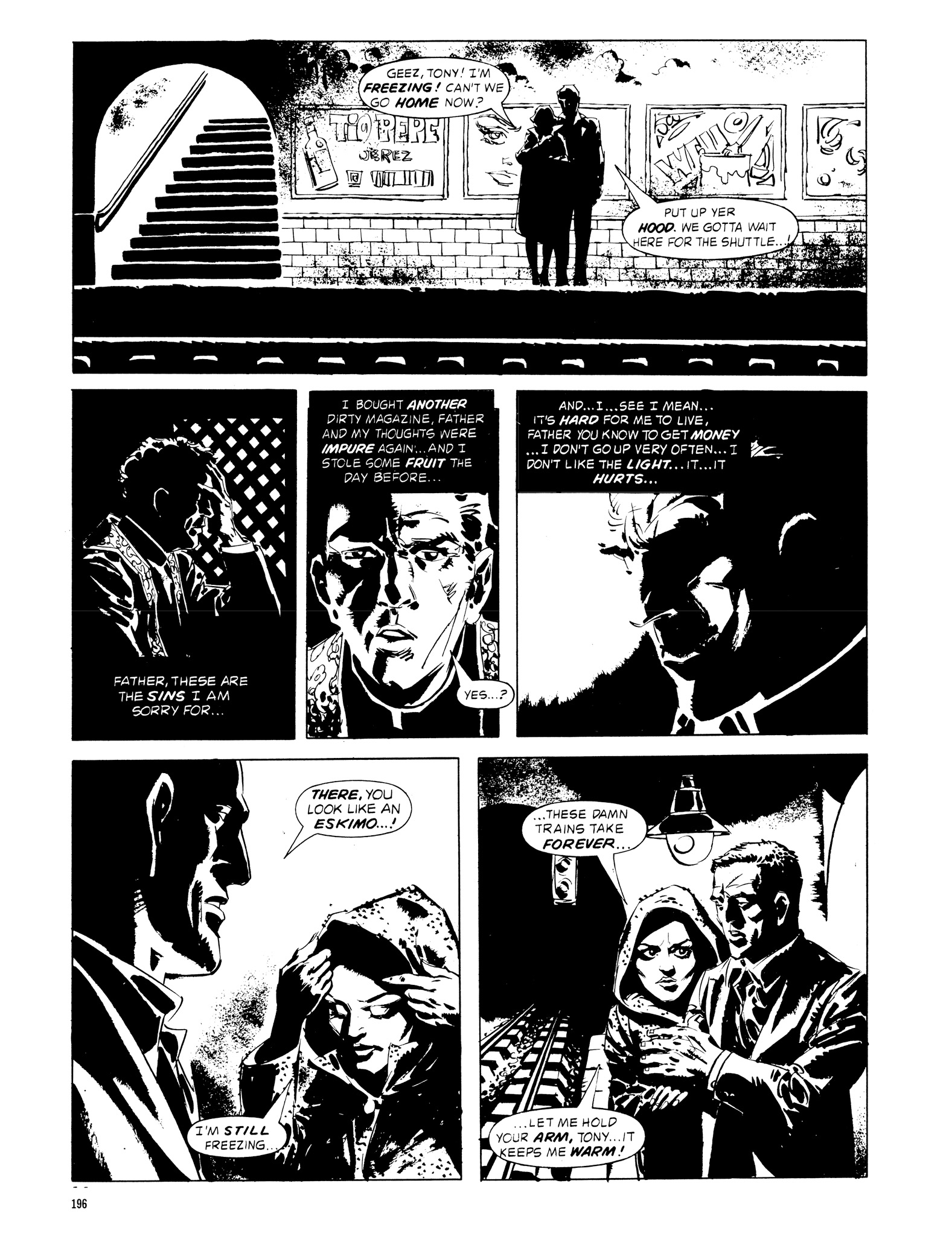 Read online Eerie Archives comic -  Issue # TPB 18 - 193