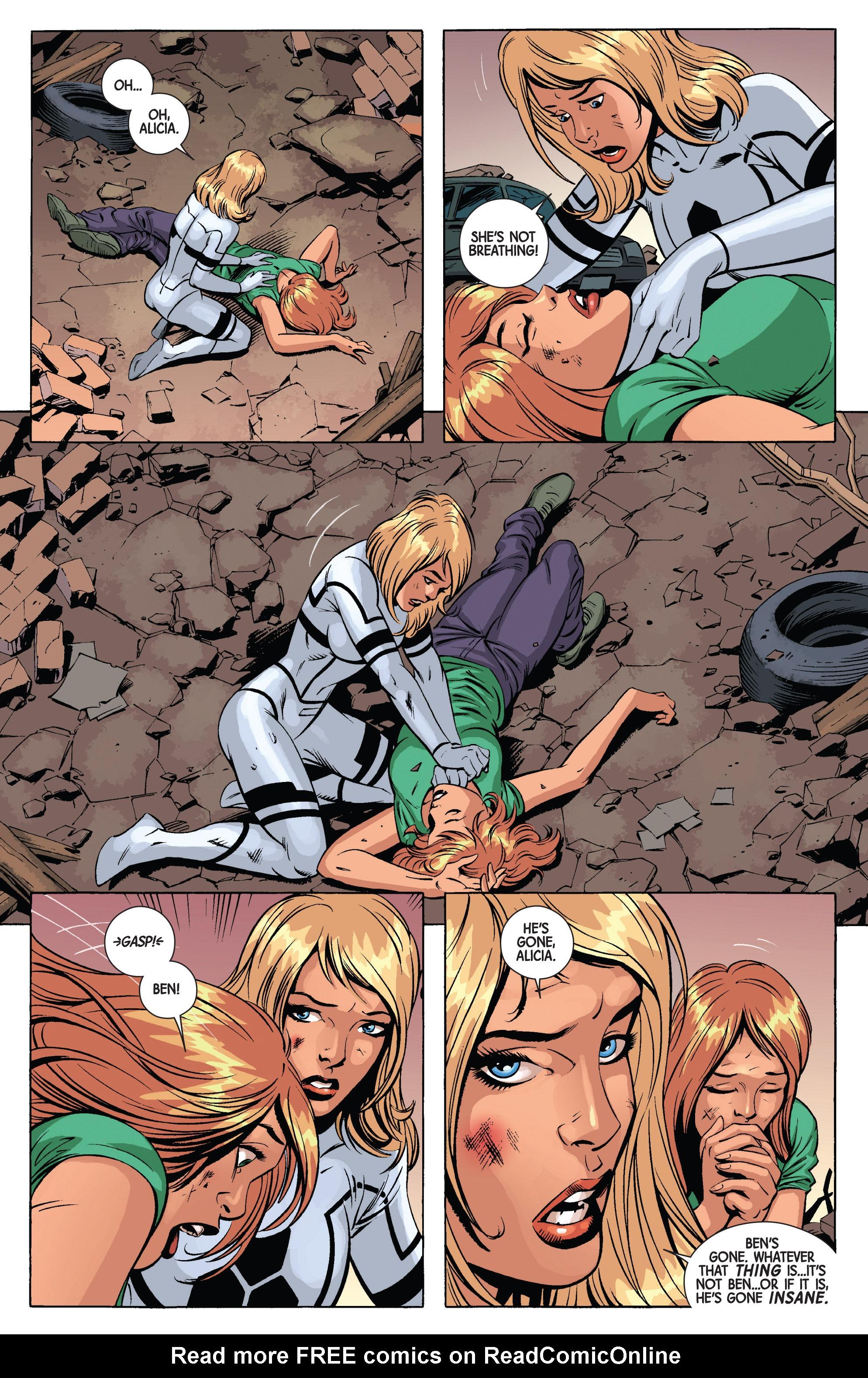 Read online Fear Itself: FF comic -  Issue # Full - 23