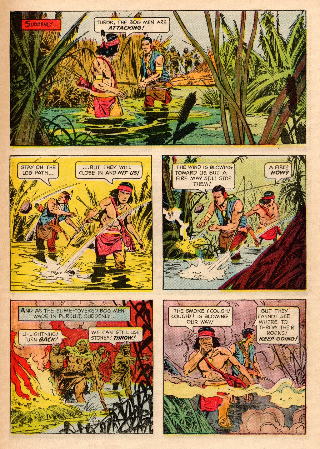 Read online Turok, Son of Stone comic -  Issue #33 - 15