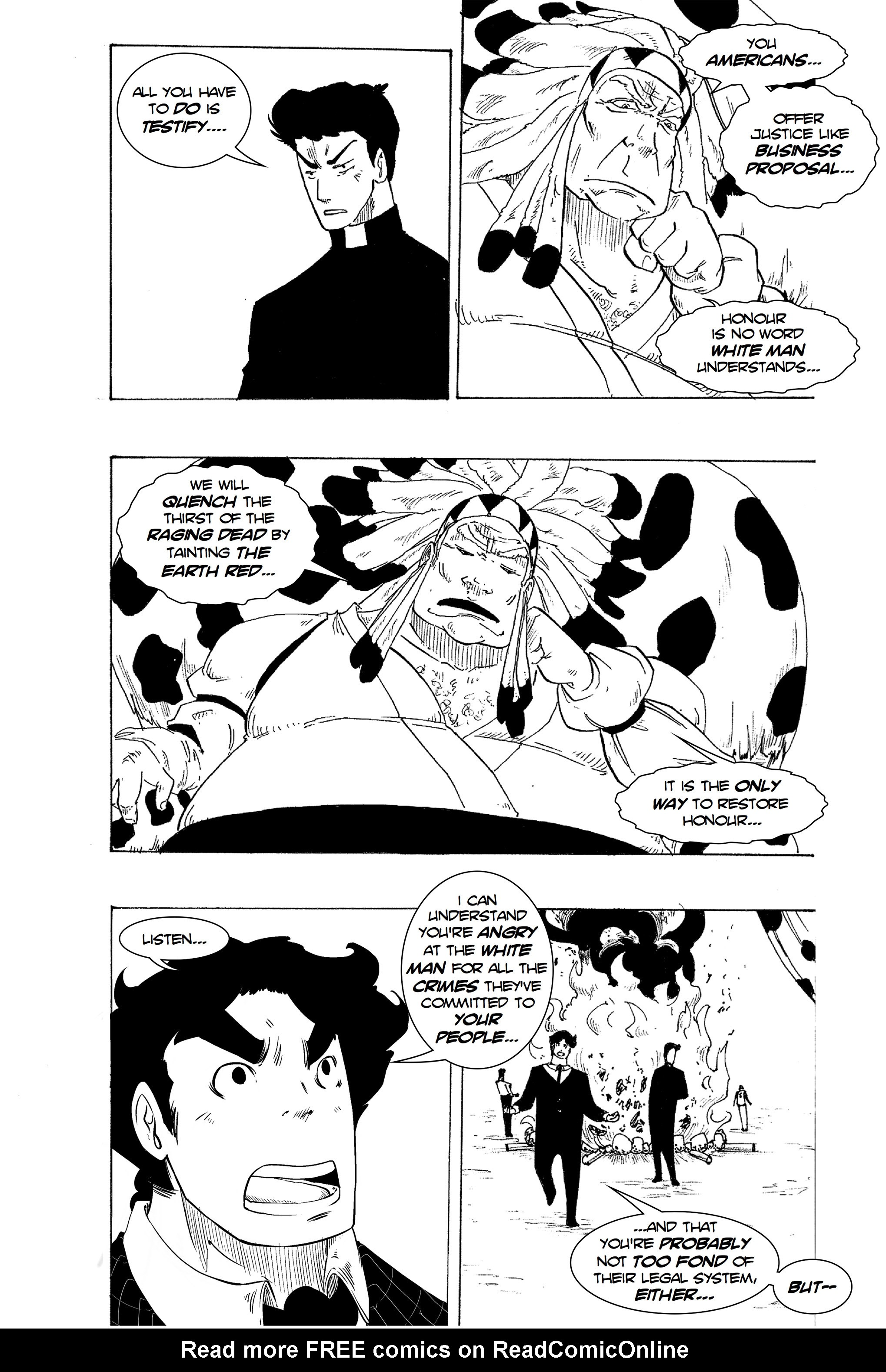 Read online Silvertongue 30xx Vol. 1 comic -  Issue # Full - 21