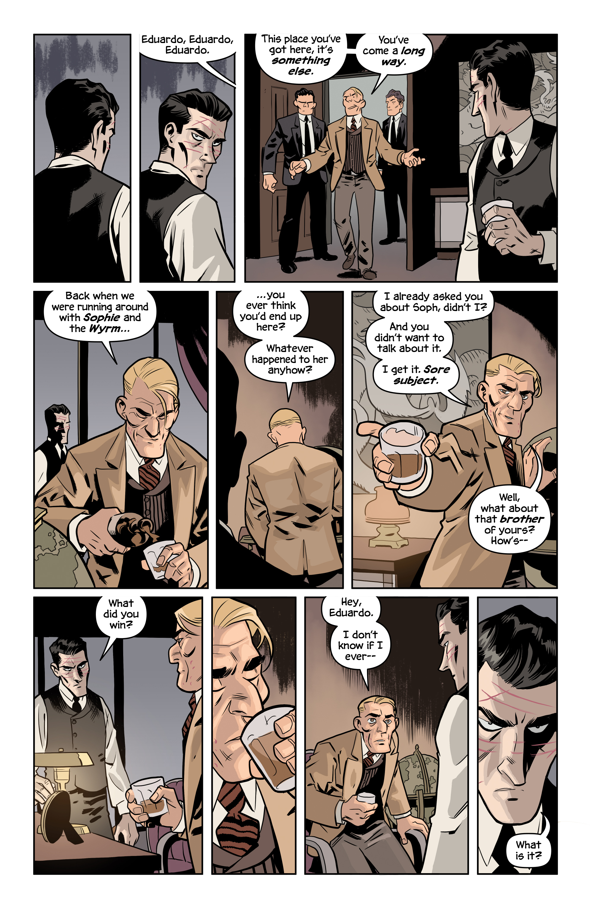 Read online The Damned comic -  Issue #2 - 21