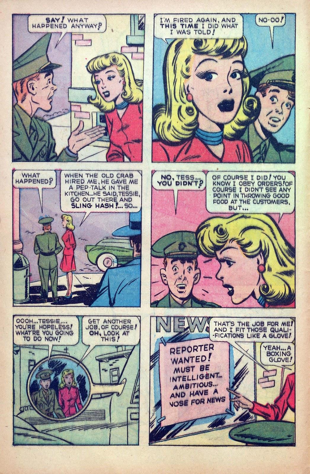 Read online Joker Comics comic -  Issue #21 - 4