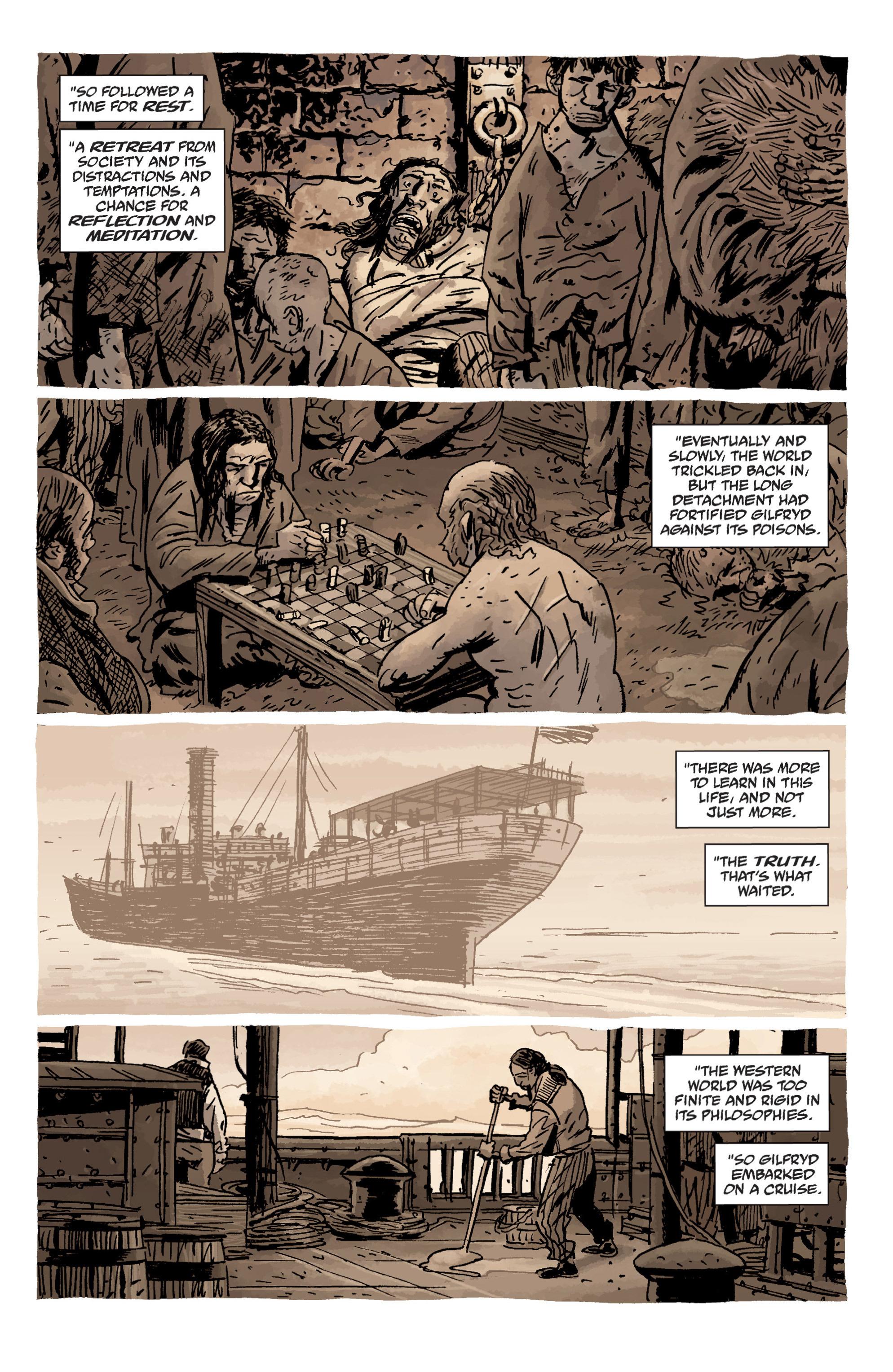 Read online B.P.R.D. (2003) comic -  Issue # TPB 11 - 62
