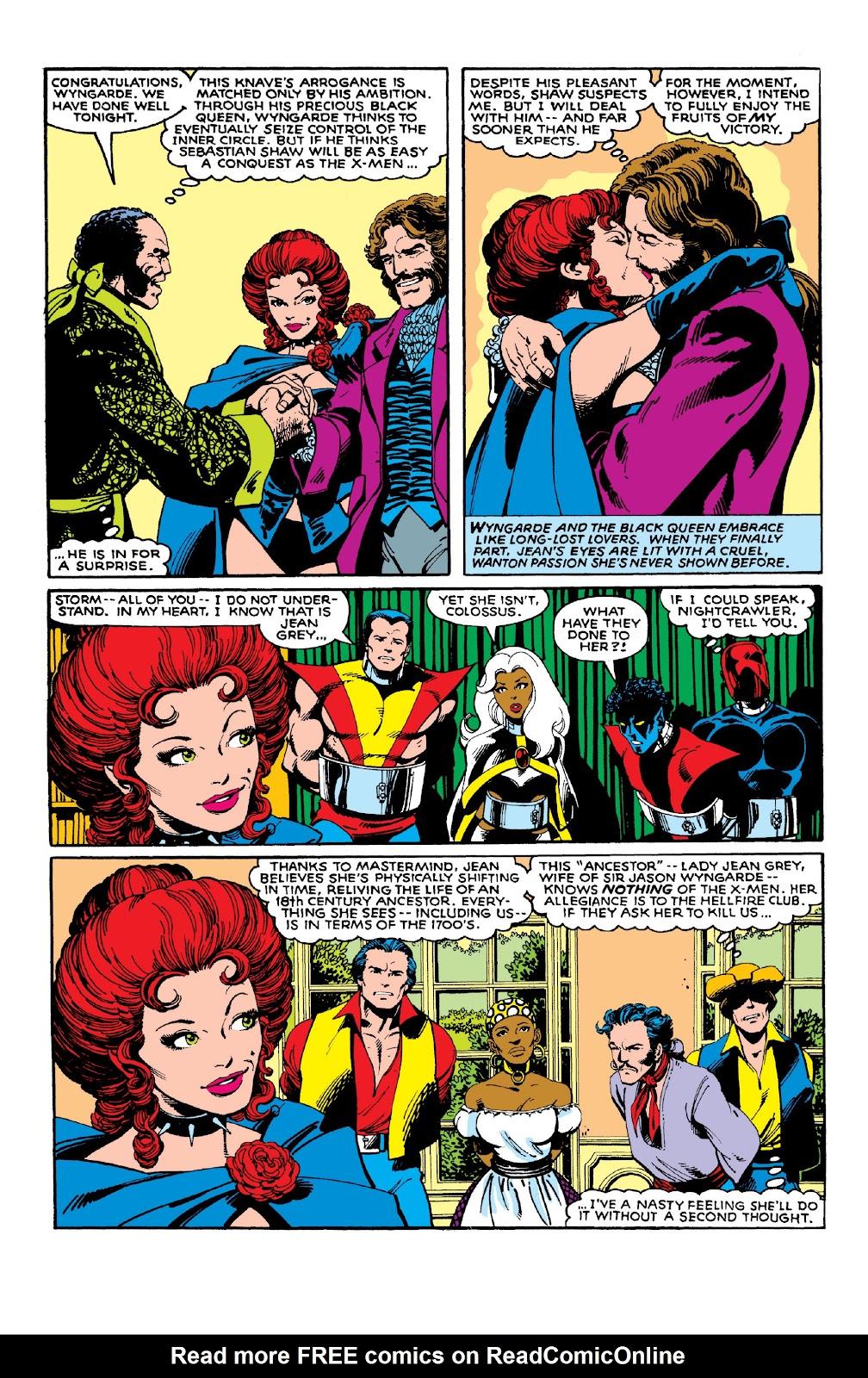 Read online X-Men Milestones: Dark Phoenix Saga comic -  Issue # TPB (Part 1) - 83