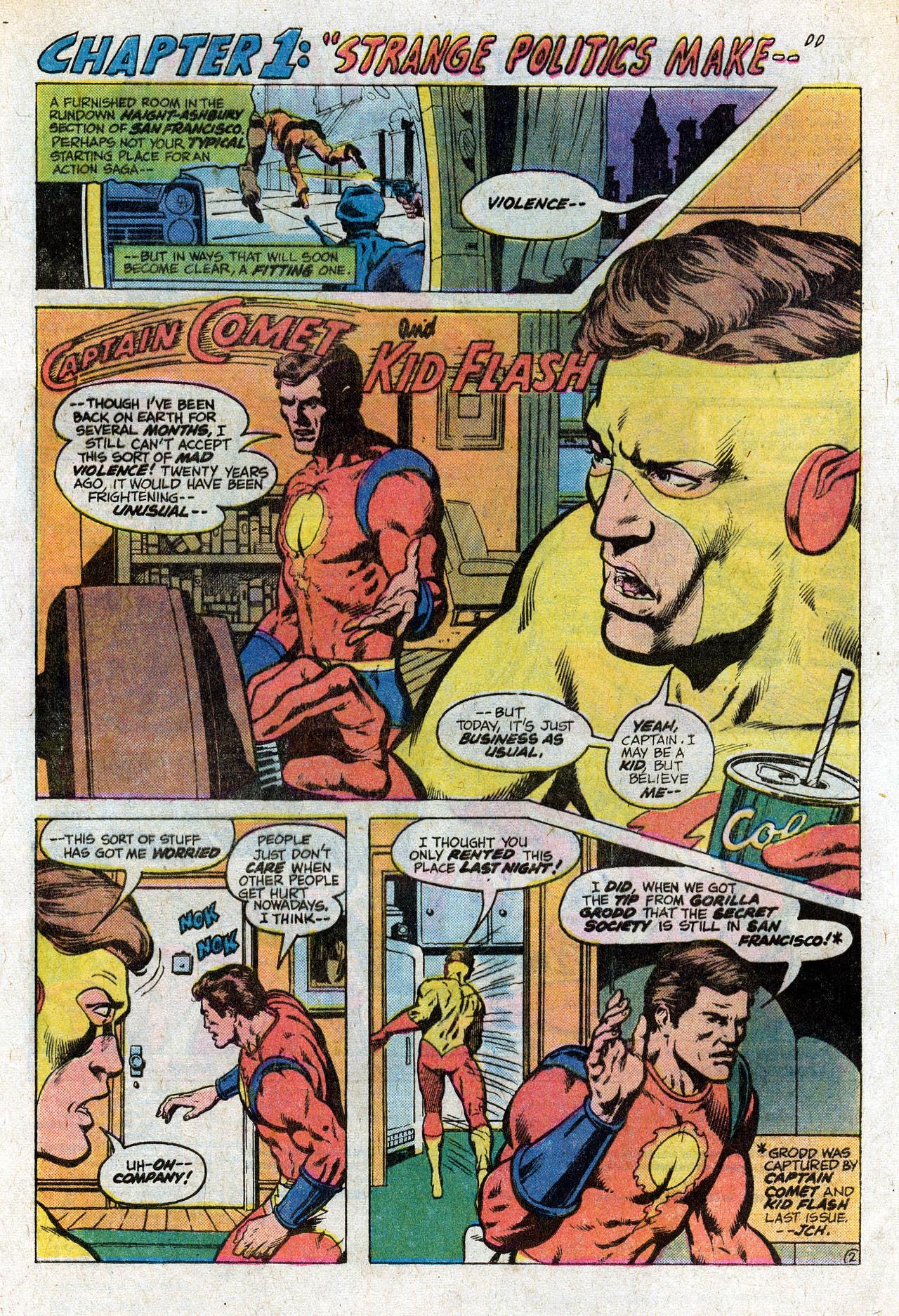 Read online Secret Society of Super-Villains comic -  Issue #9 - 4
