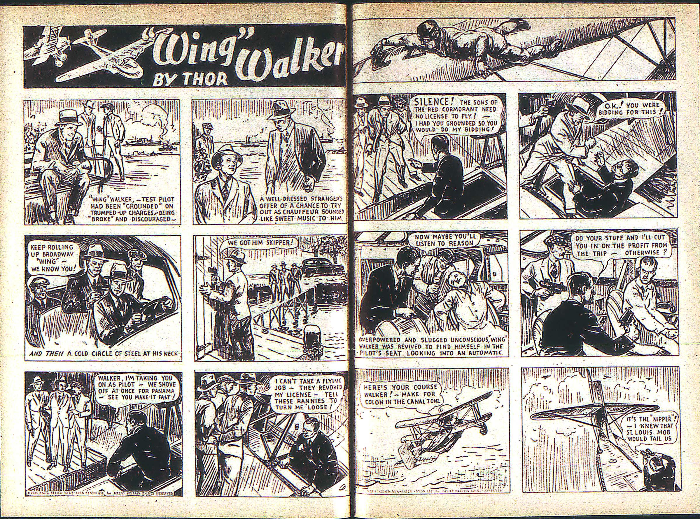 Read online Adventure Comics (1938) comic -  Issue #1 - 25