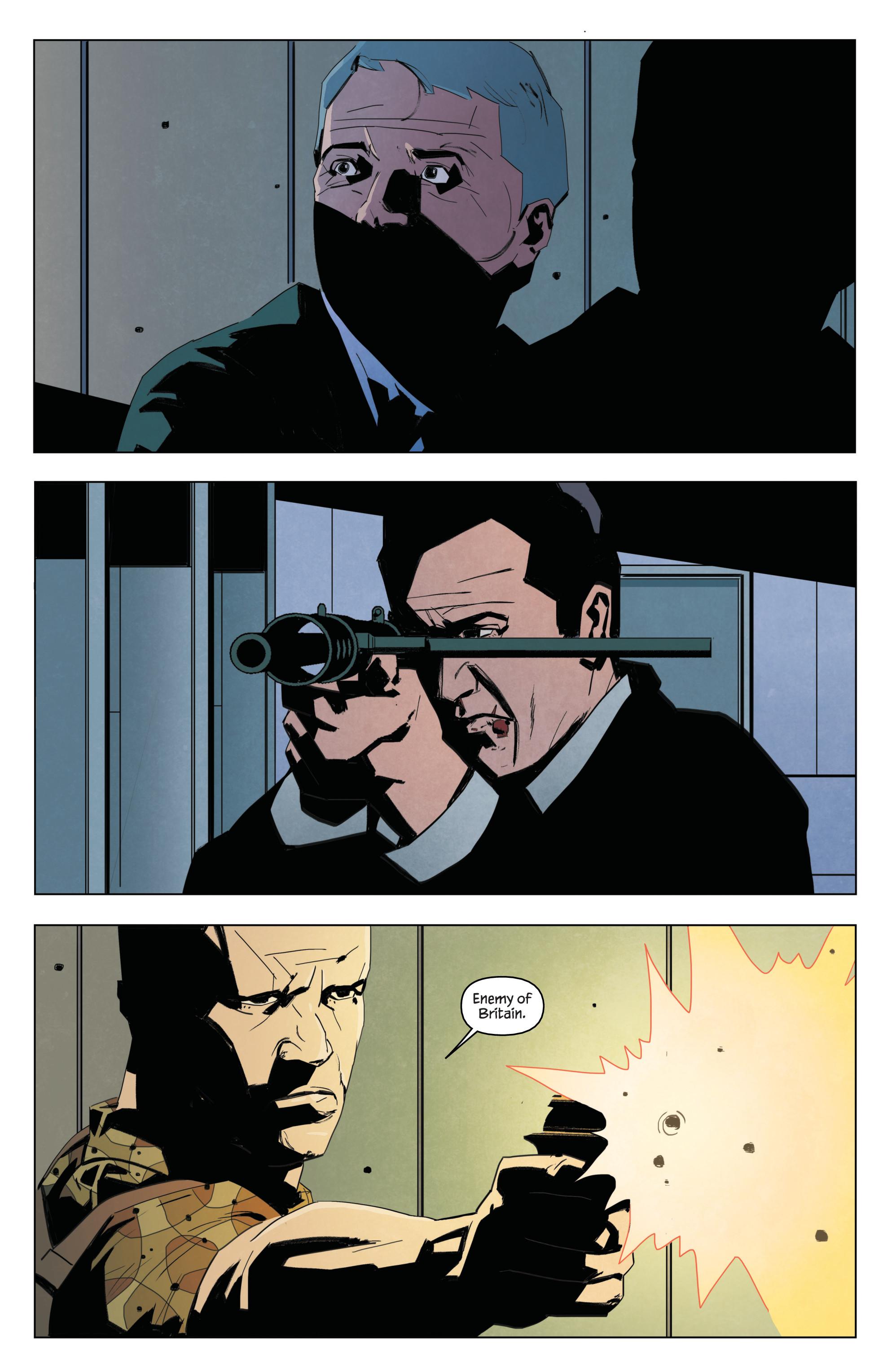 Read online James Bond: Service comic -  Issue # Full - 36