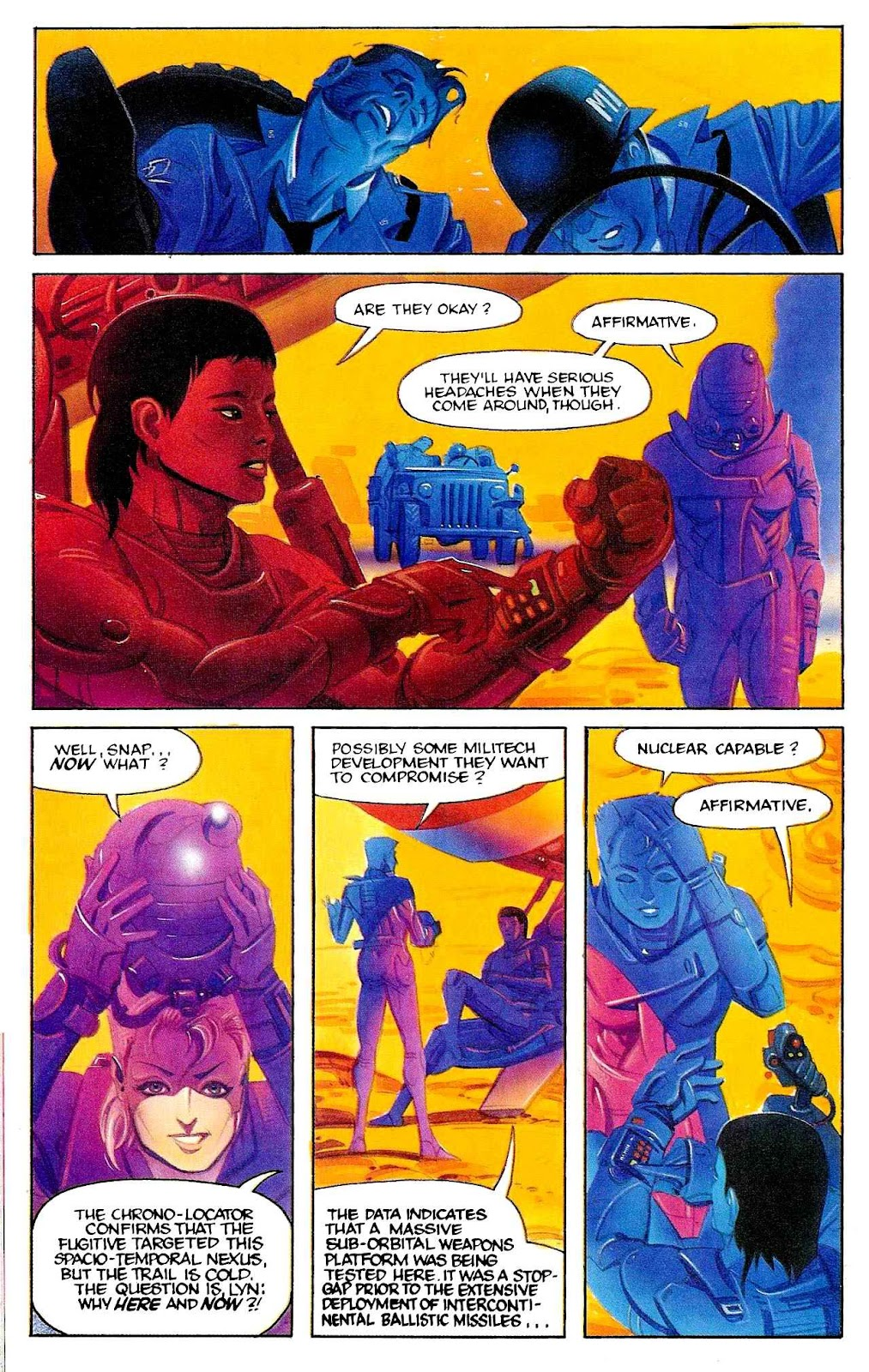 Tempus Fugitive issue 1 - Page 22
