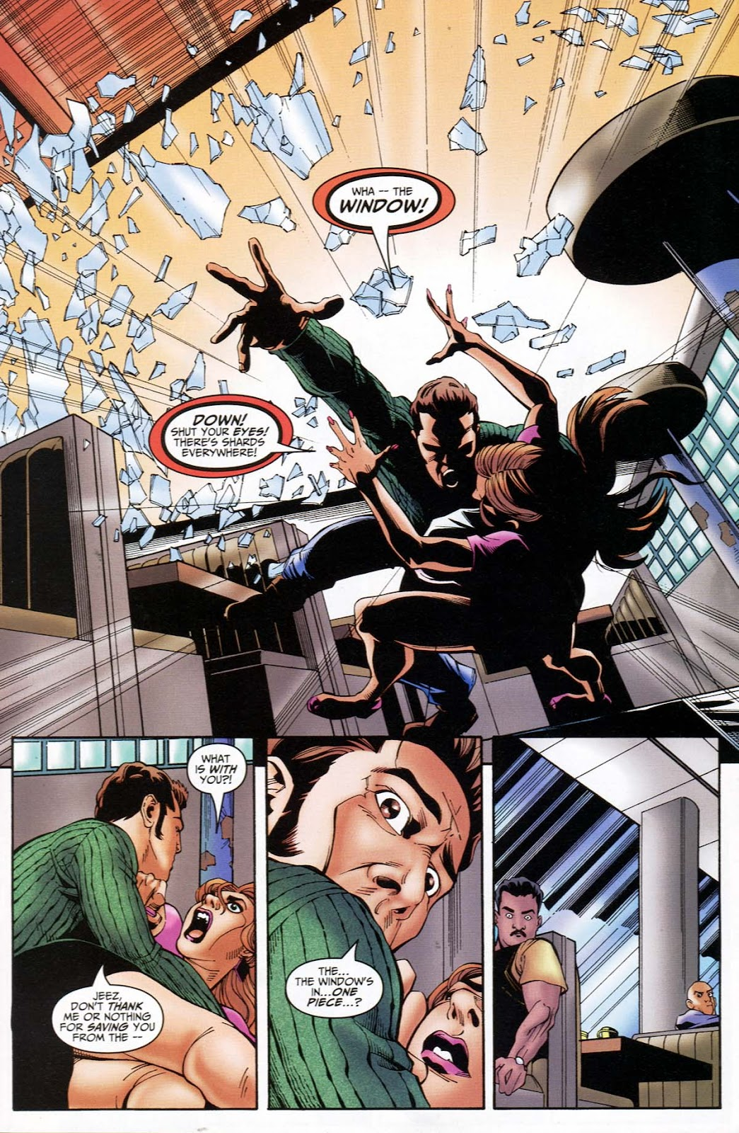 Captain Marvel (1999) Issue #0 #1 - English 7