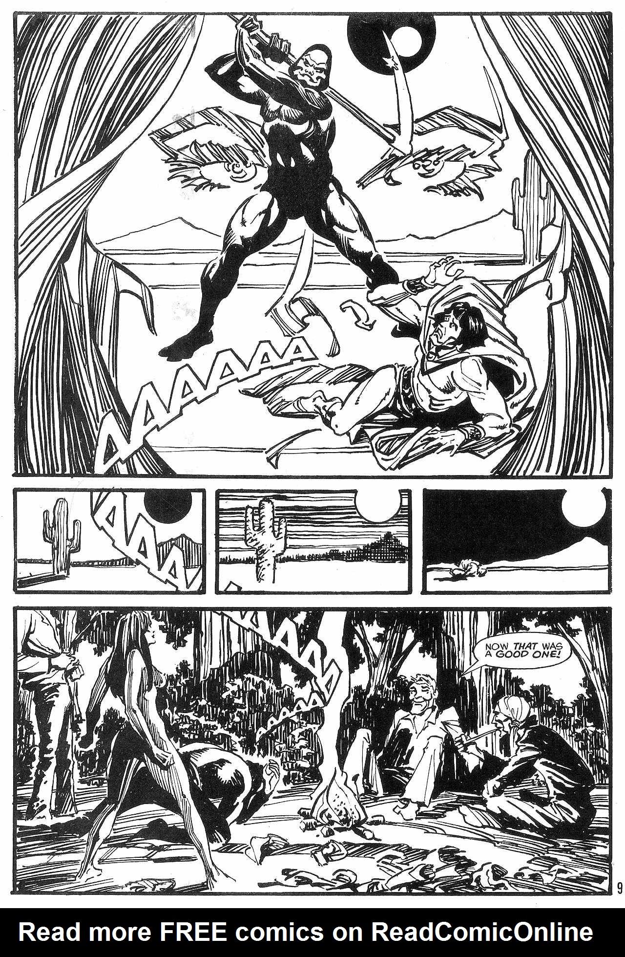 Read online Star*Reach comic -  Issue #7 - 49