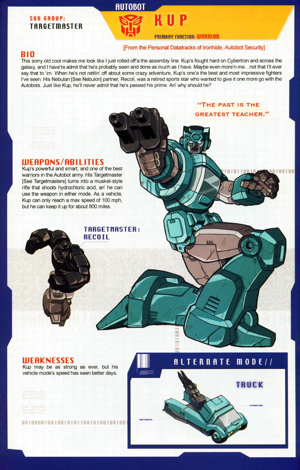 Read online Transformers: More than Meets the Eye comic -  Issue #7 - 61