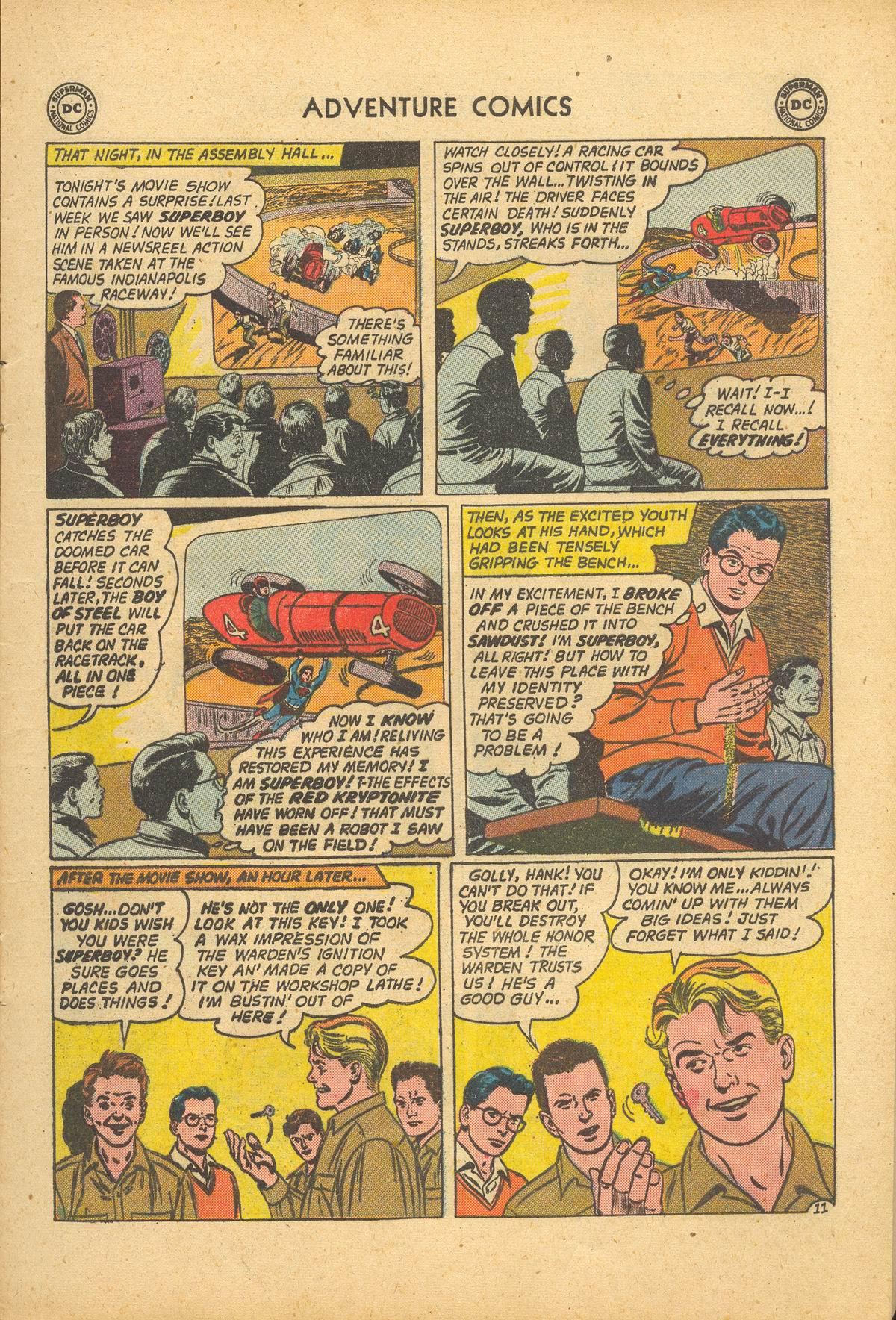 Read online Adventure Comics (1938) comic -  Issue #284 - 13