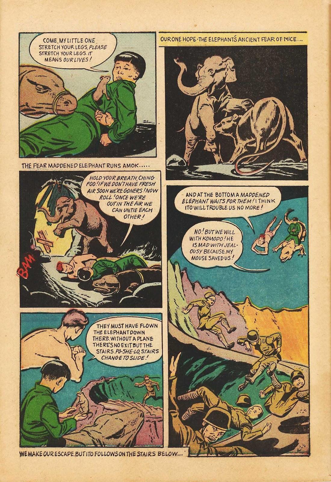Super-Magician Comics issue 22 - Page 58
