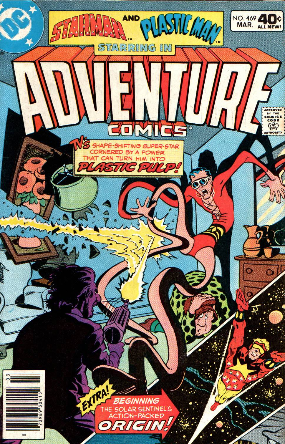Read online Adventure Comics (1938) comic -  Issue #469 - 1