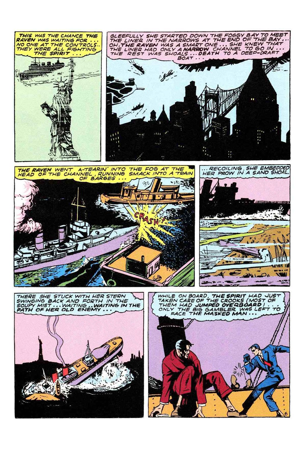 Read online Will Eisner's The Spirit Archives comic -  Issue # TPB 2 (Part 2) - 26