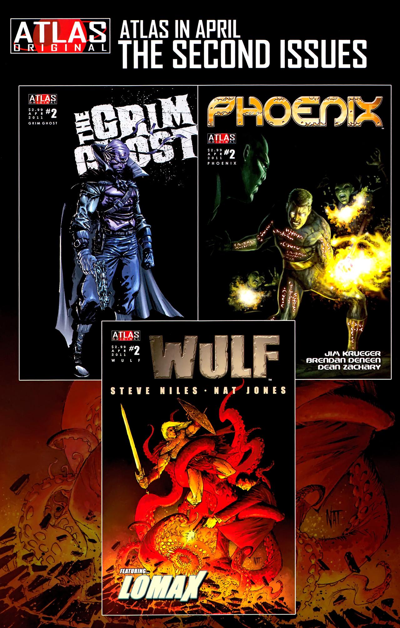 Read online Phoenix comic -  Issue #1 - 25