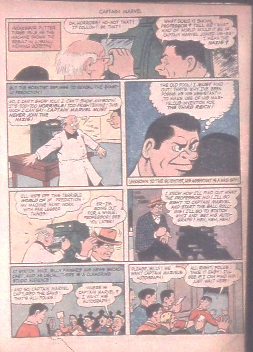 Captain Marvel Adventures issue 42 - Page 19