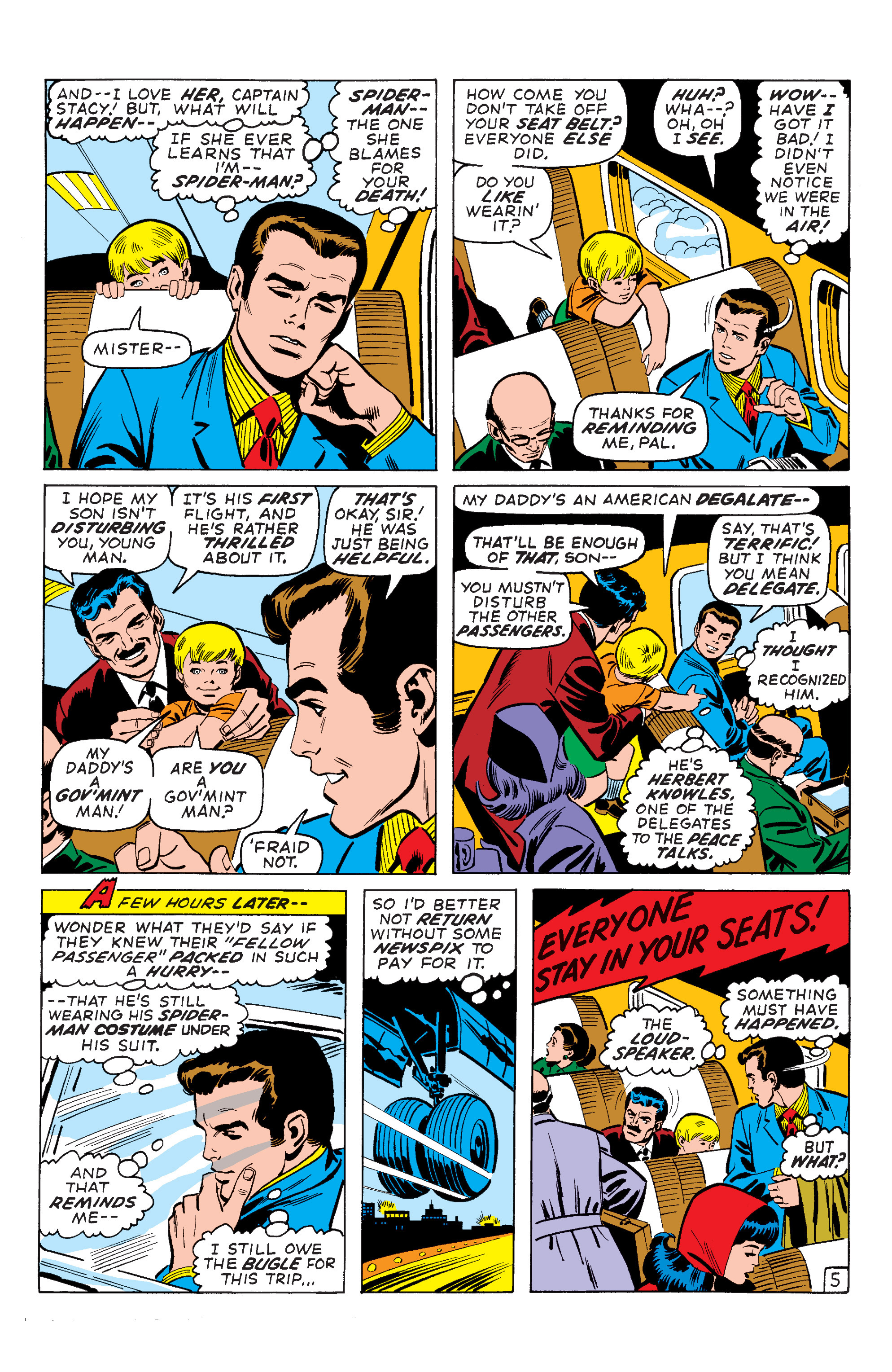 The Amazing Spider-Man (1963) 95 Page 5